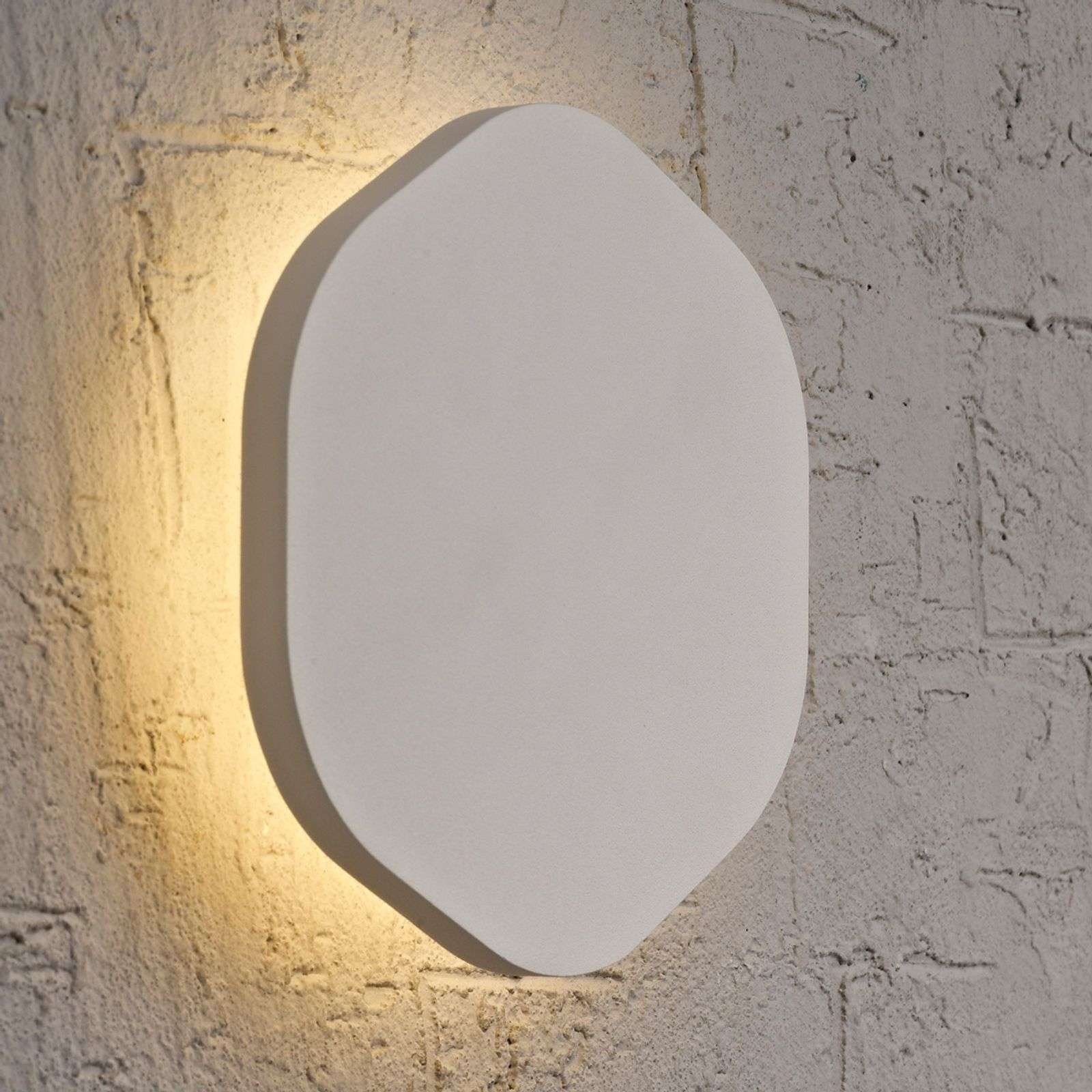 Applique LED argentée Bora Bora