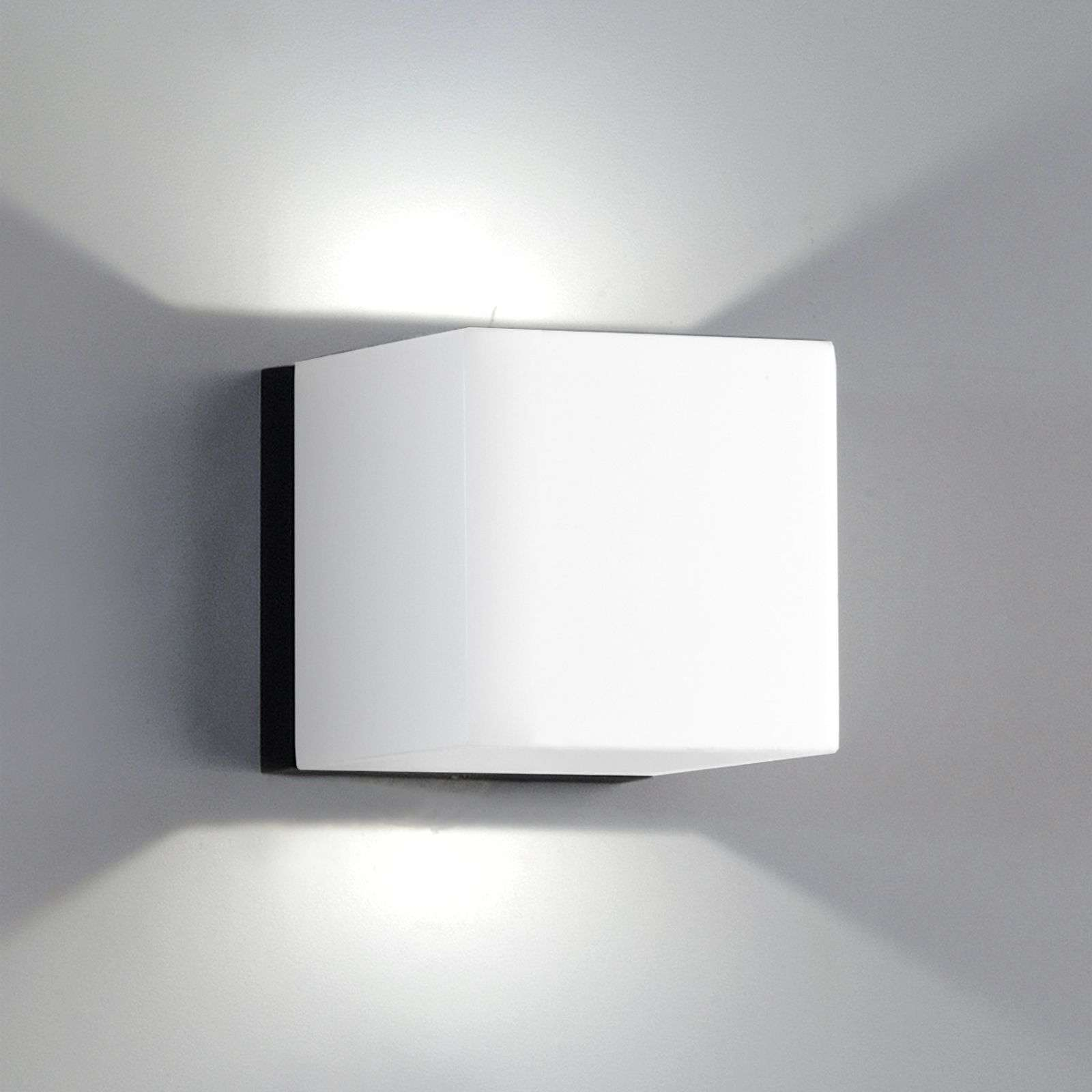 Applique à 2 lampes LED Dau Mini blanc