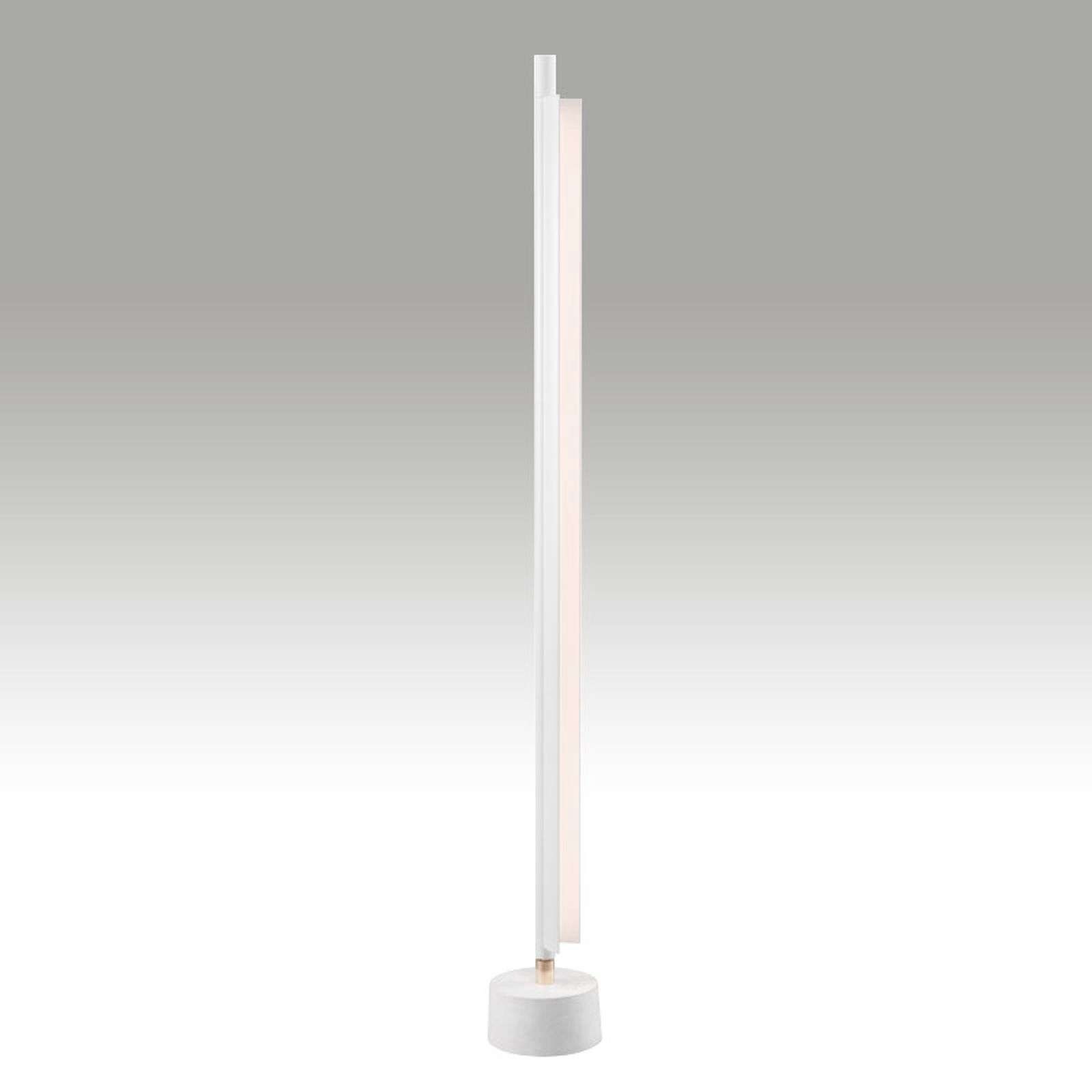 Space B - lampadaire LED blanc