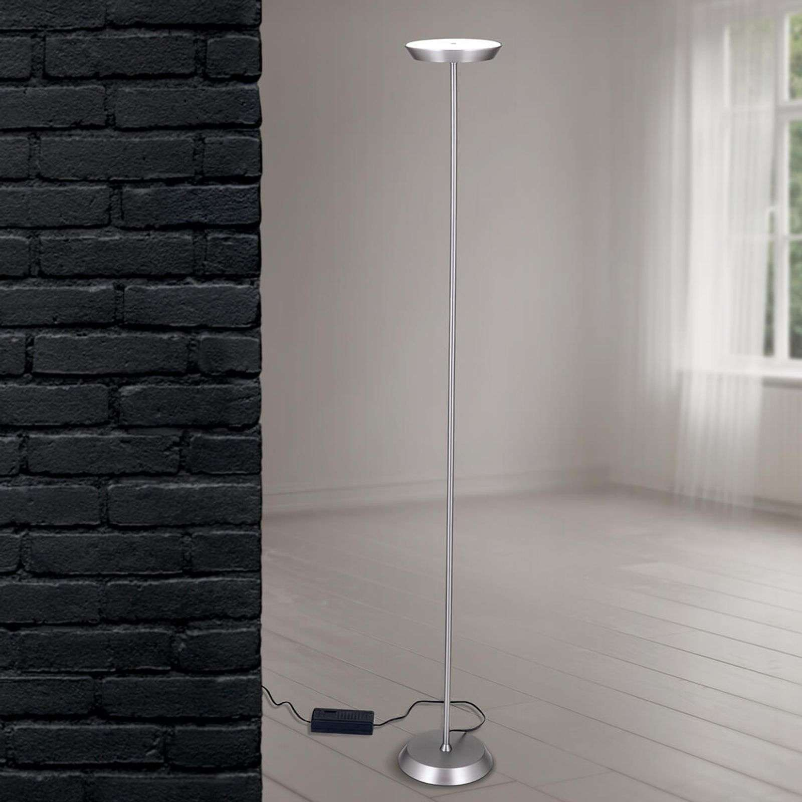 lampadaire clairage indirect led aris pur transports delaunay. Black Bedroom Furniture Sets. Home Design Ideas