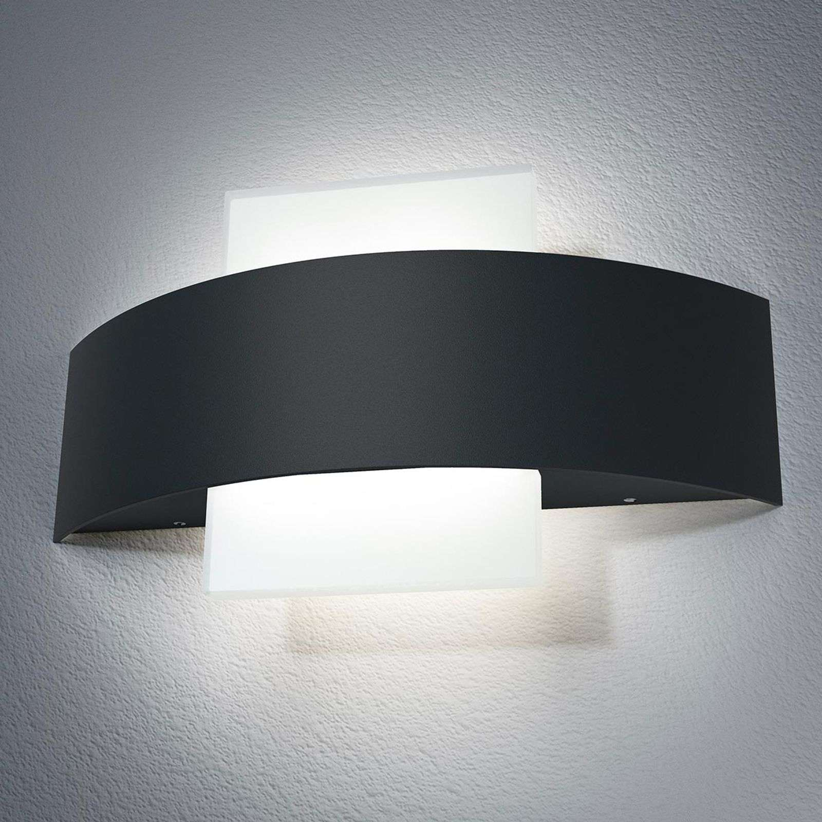 Applique extérieur LED Endura Style Shield Square