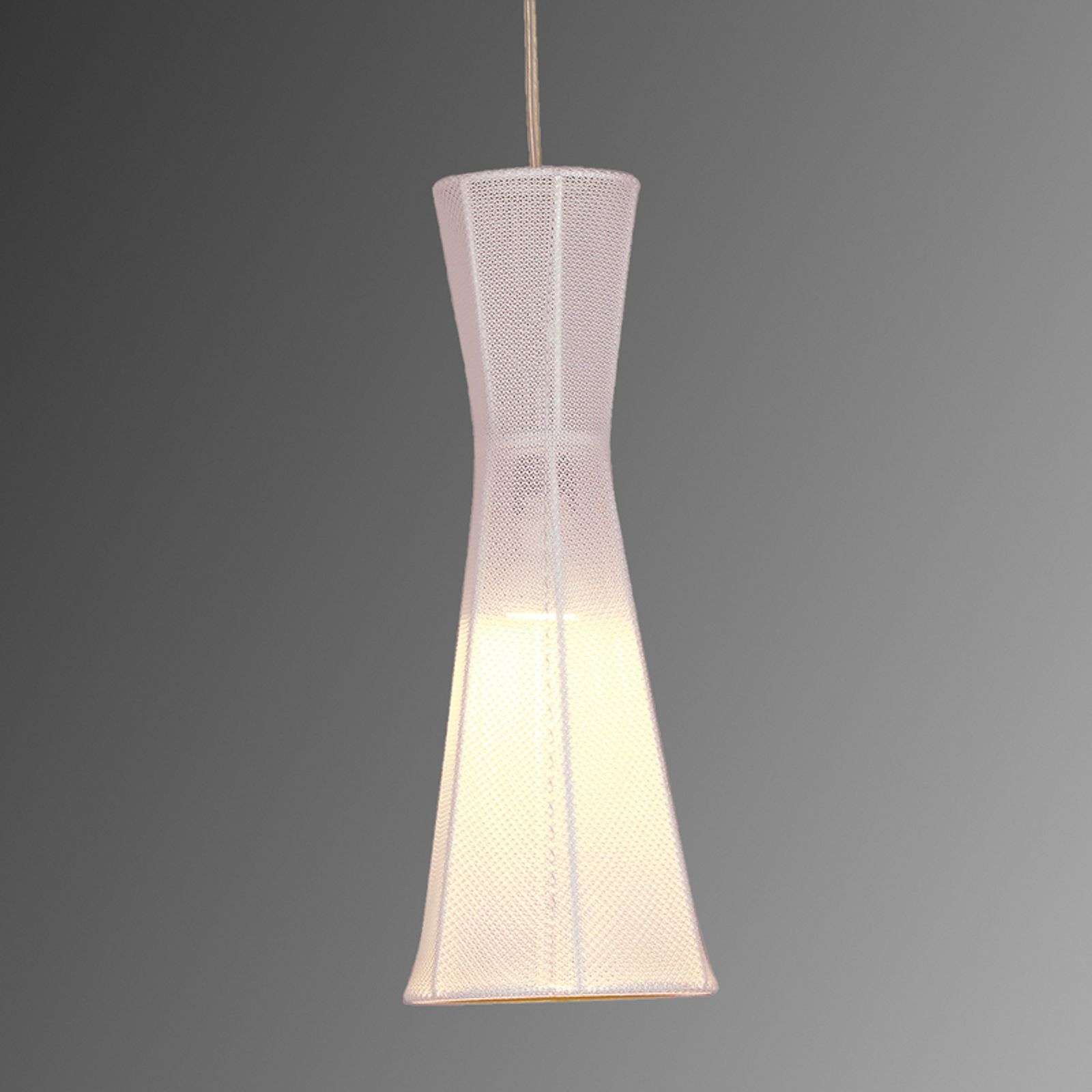 Suspension LED Felice, 40 cm, blanche