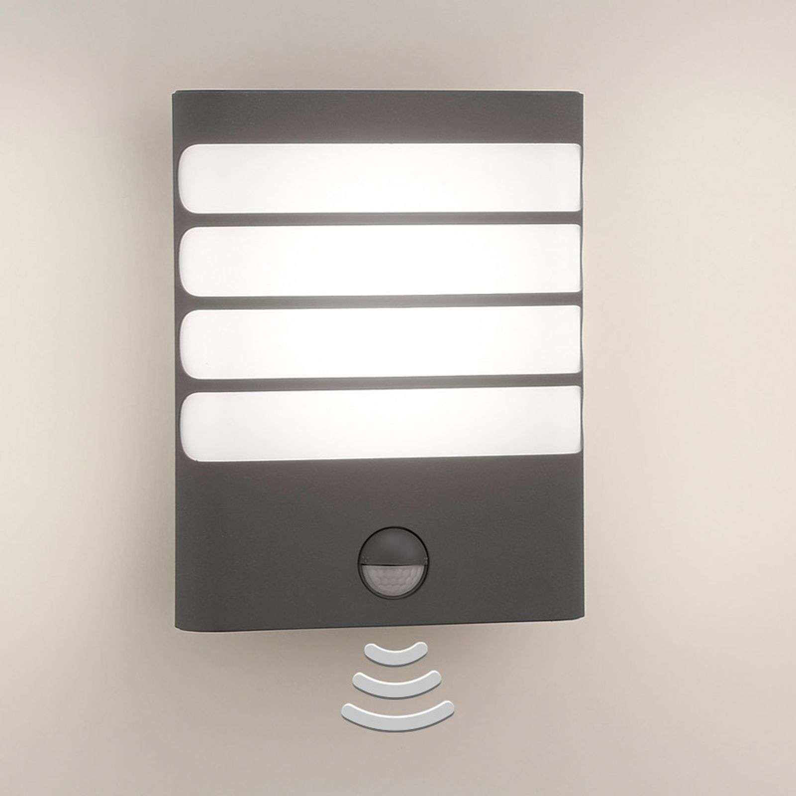 Philips Raccoon applique LED anthracite