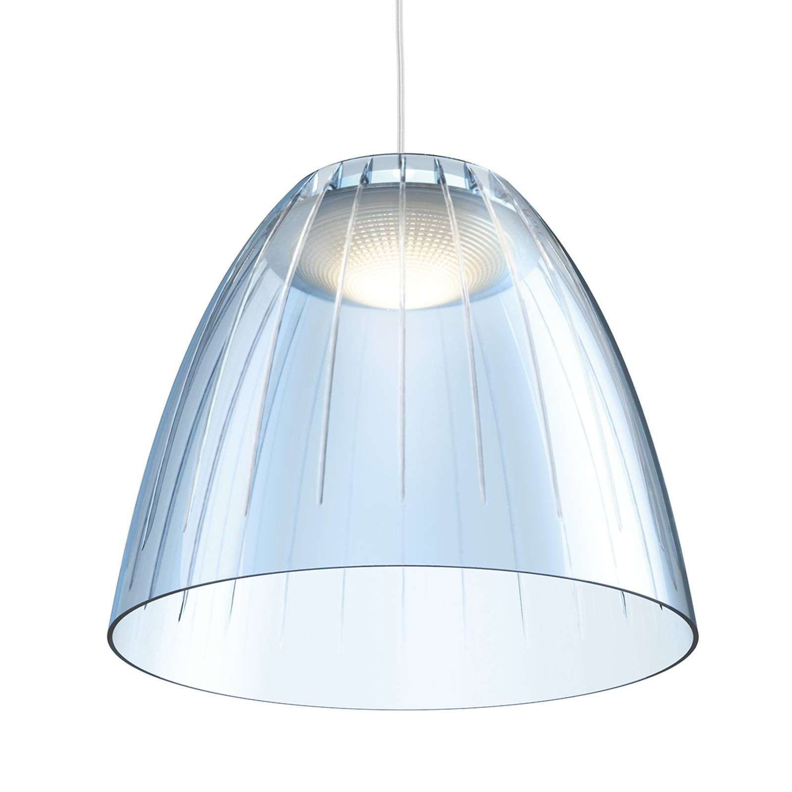 Suspension LED Tenuto, bleu