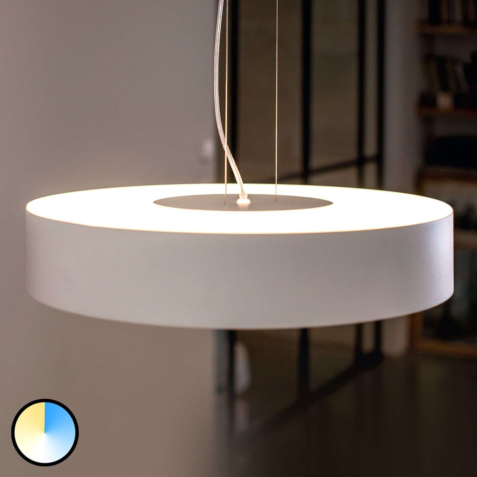 Suspension LED innovante Philips Hue Fair