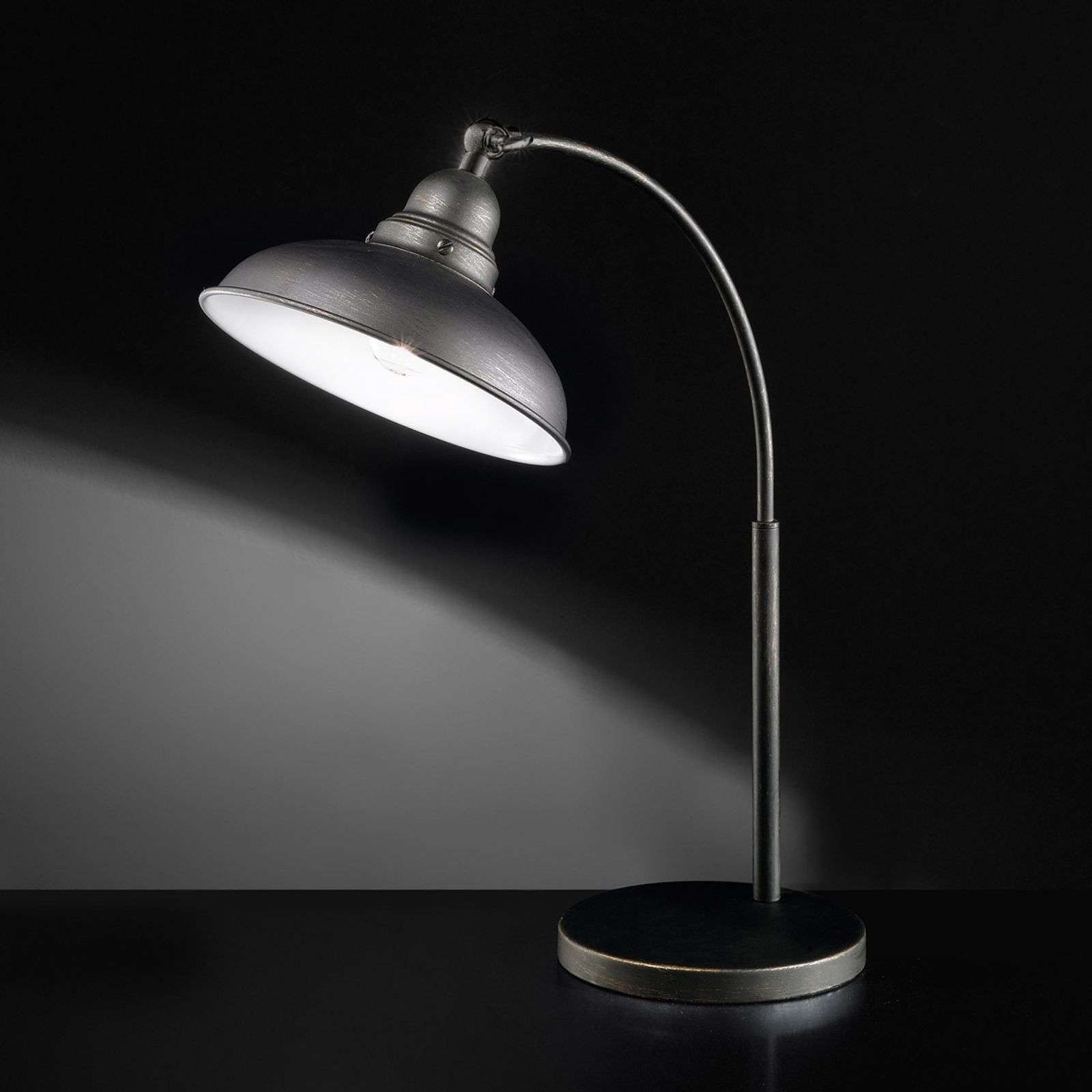 Lampe à poser Naara en design antique