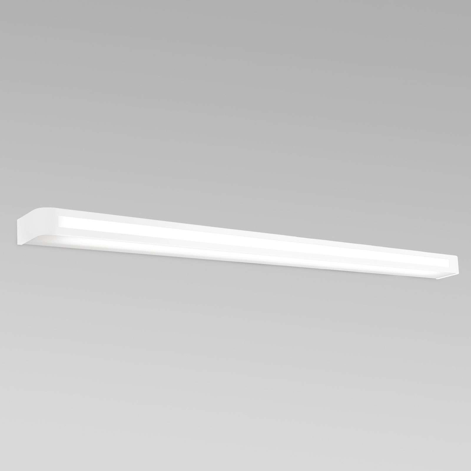 Applique LED Arcos intemporelle, IP20 120cm, blanc