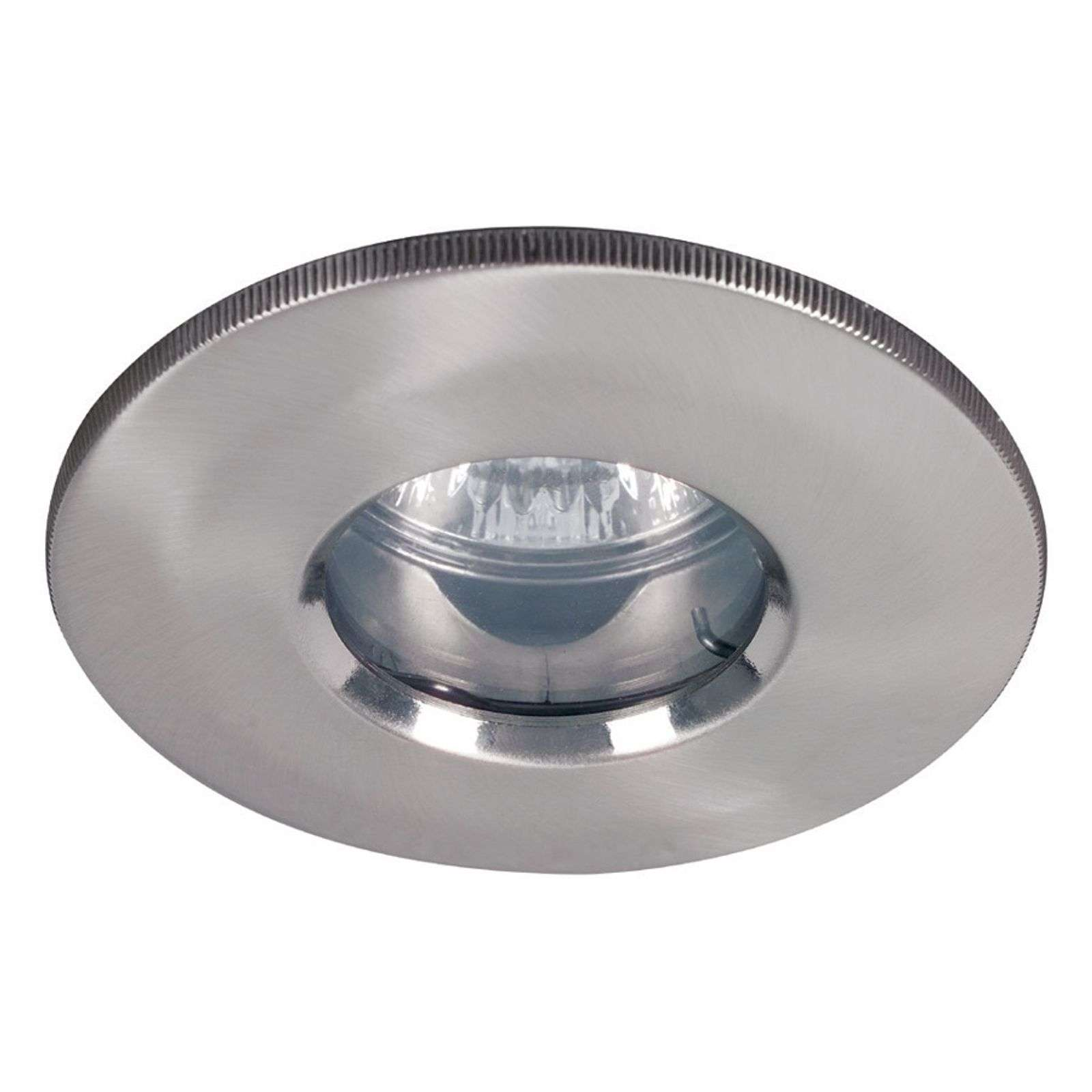 Downlight rond Kimi IP 65 1 x 35 W acier