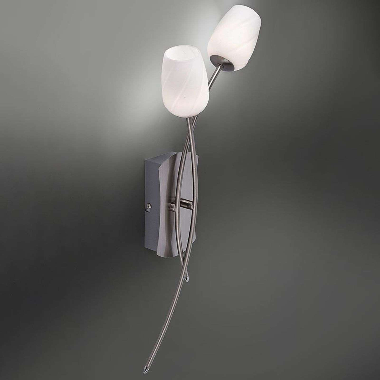 Lampadaire LED décorative Anastasia dimmable