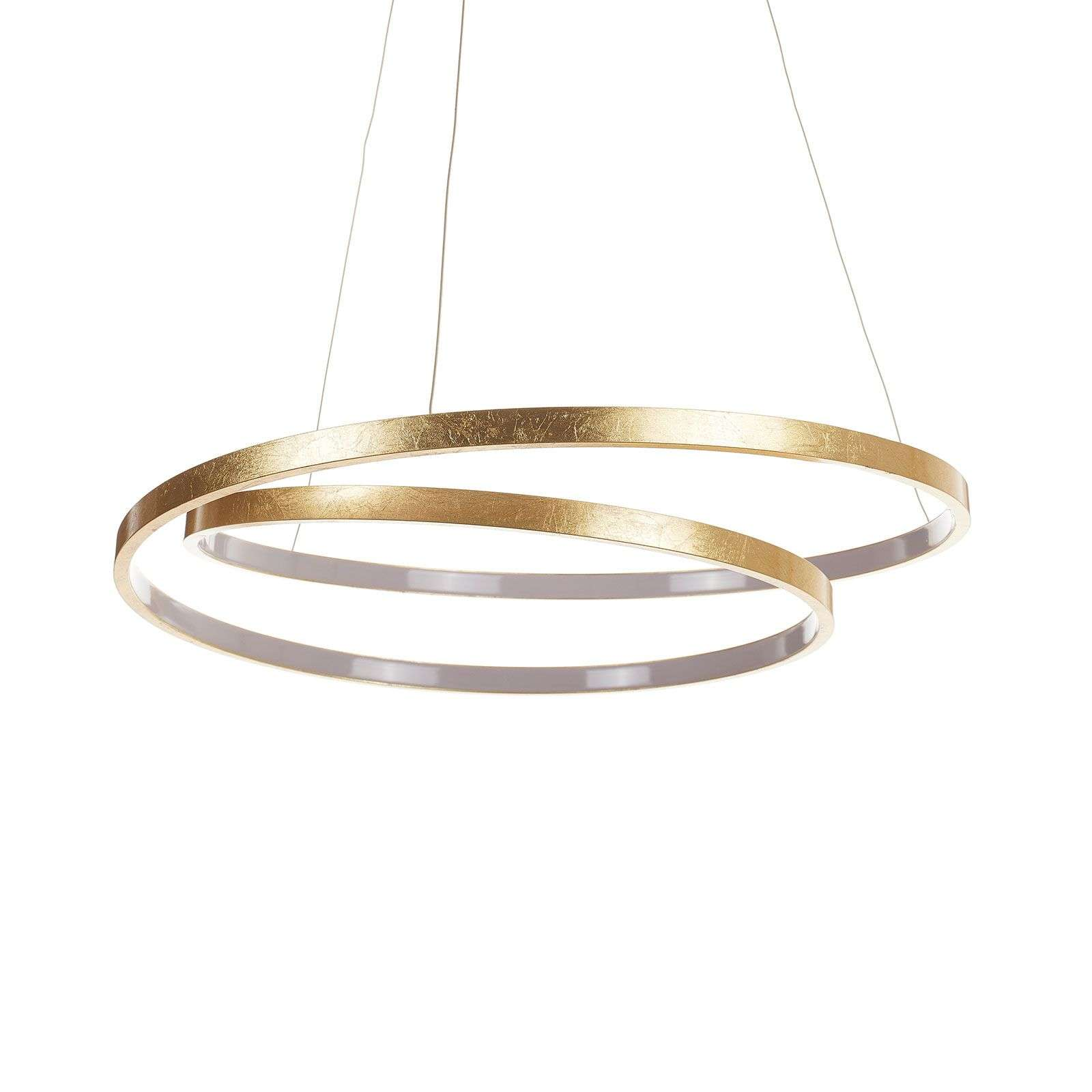 Dimmable via interrupteur - suspension LED Roman