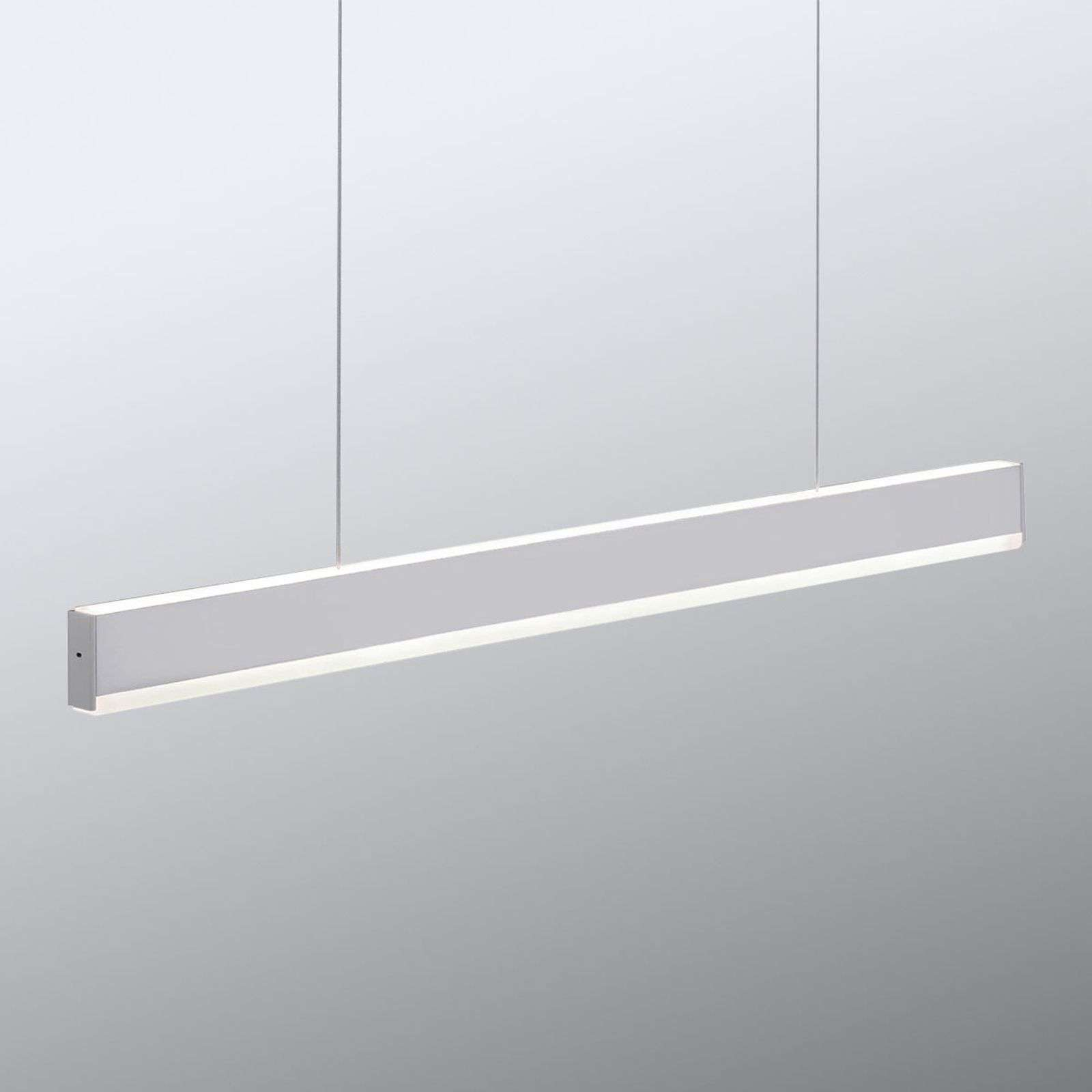 Suspension LED dimmable Arina - longueur 100 cm