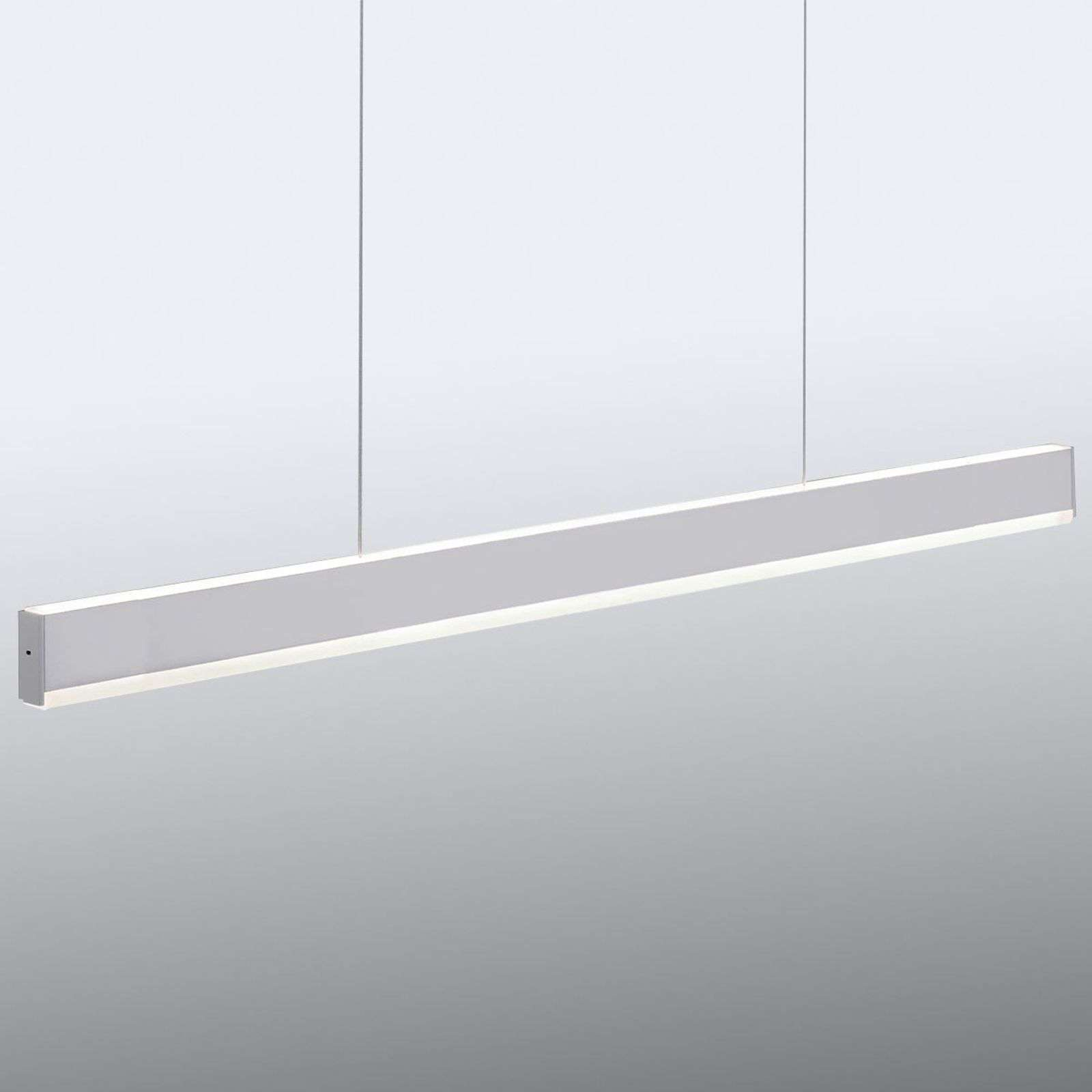 Suspension LED dimmable Arina - longueur 140 cm
