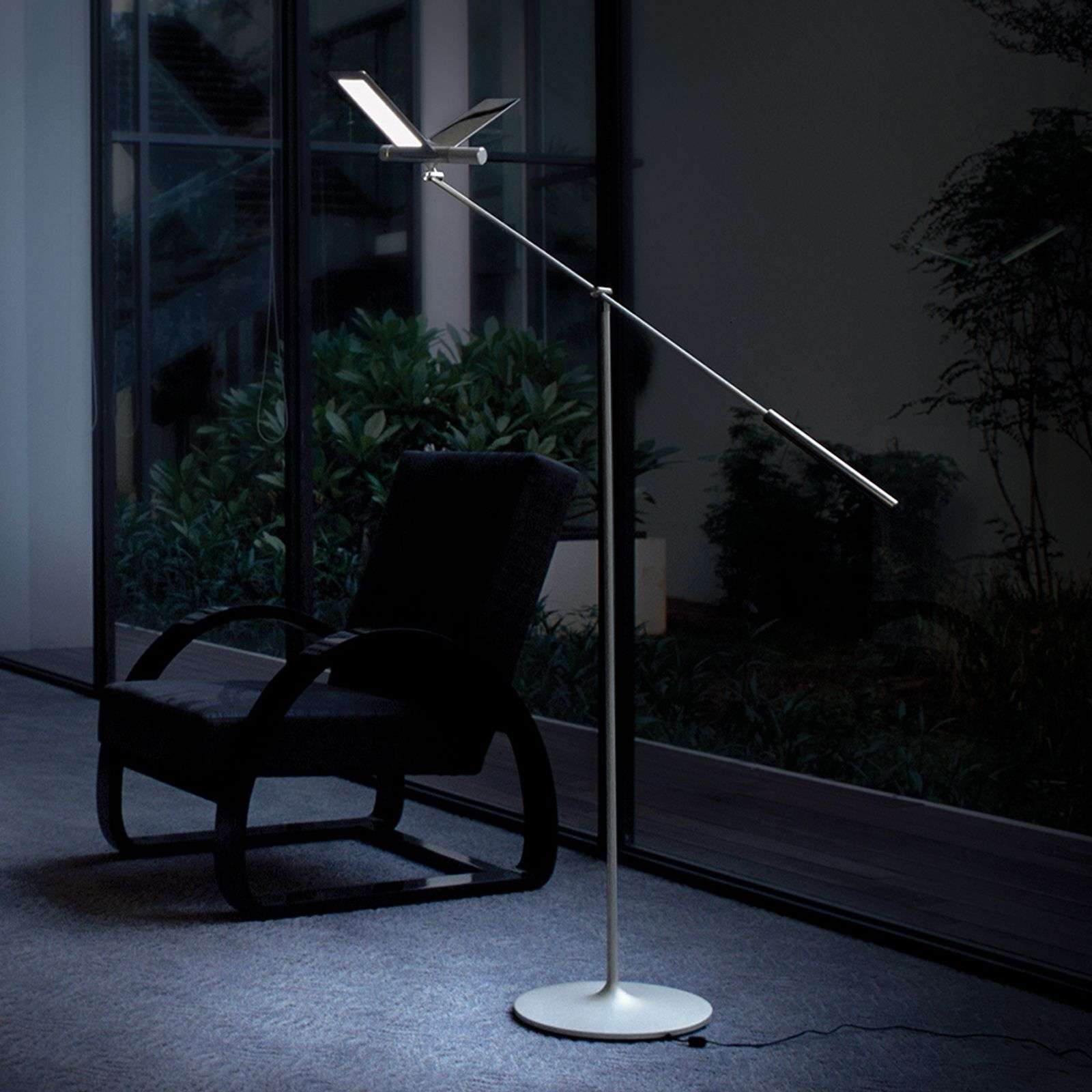 Lampe de table LED Seagull au design insolite