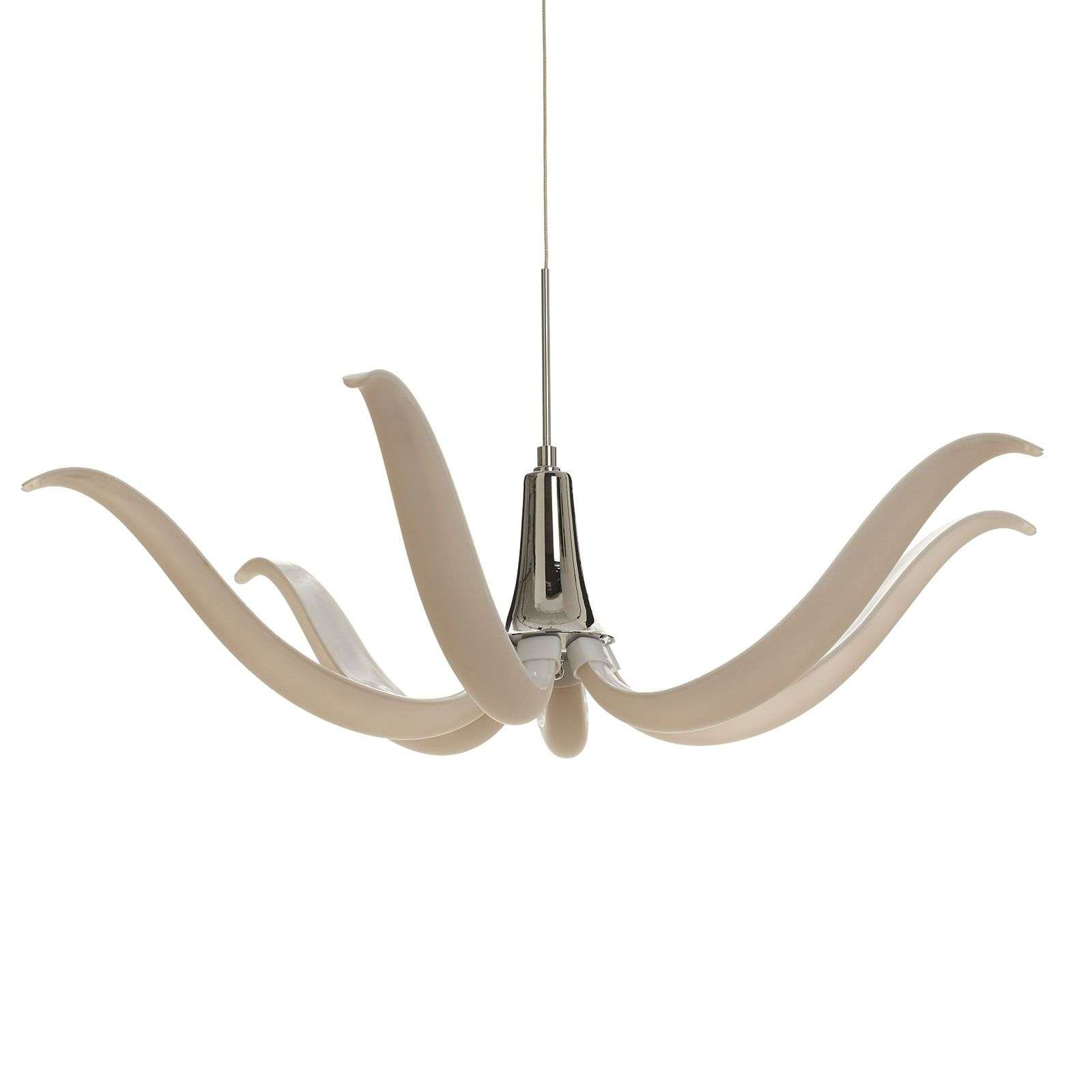 Suspension LED gracieuse Ilex