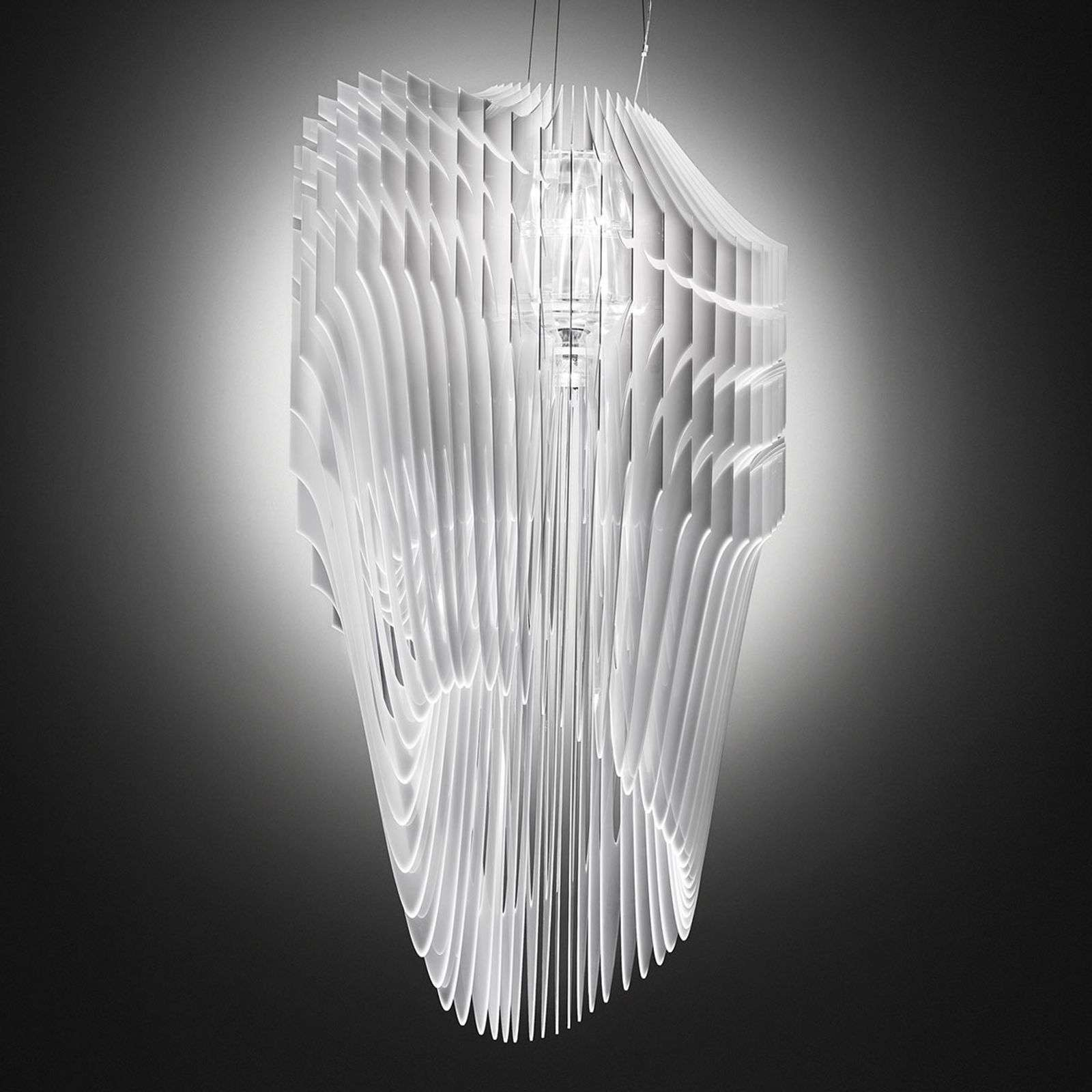 Slamp Avia - suspension blanche exclusive