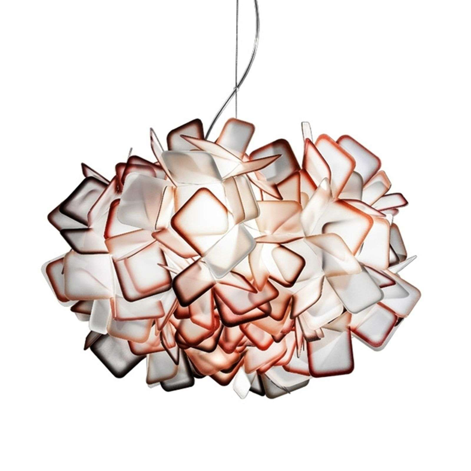 Fascinante suspension Clizia, orange
