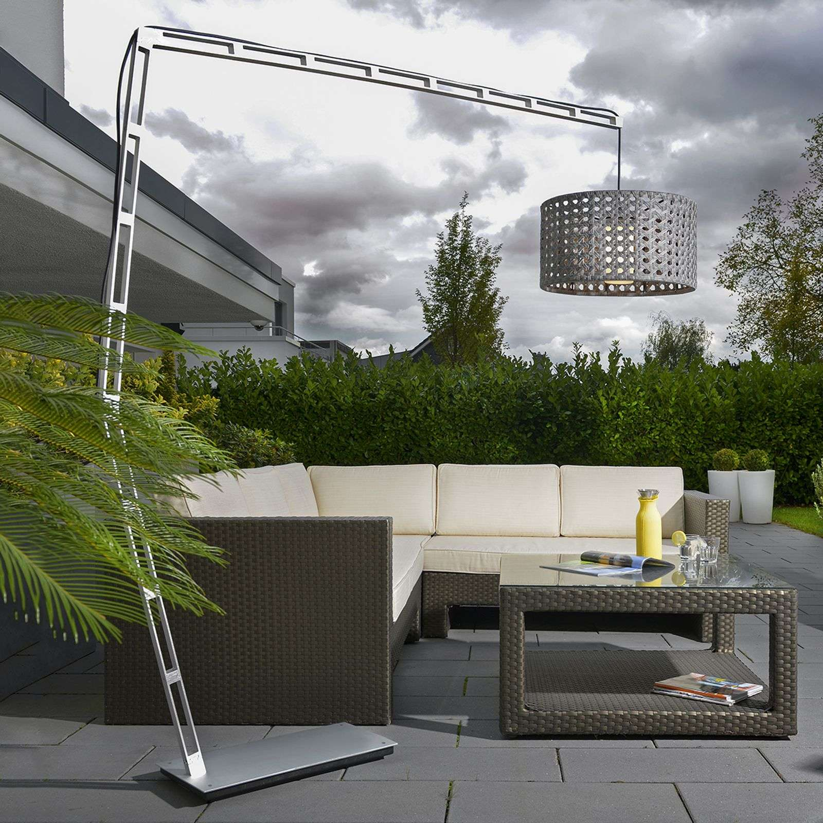Lampadaire IP44 Largo Outdoor