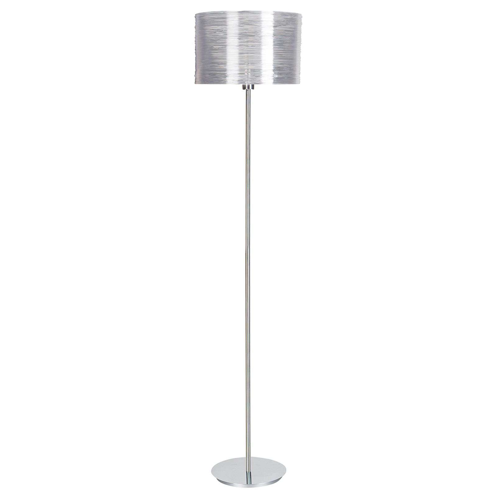 Lampadaire transparent Bright