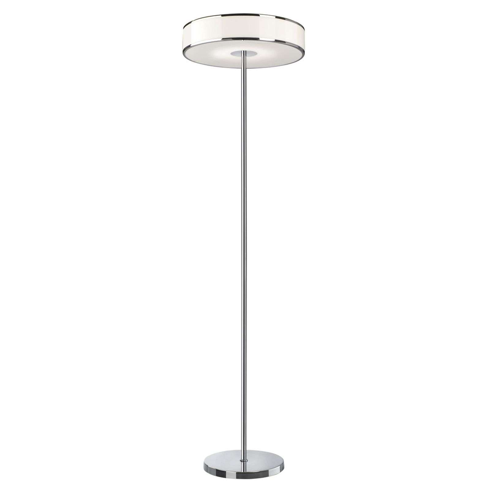 Lampadaire LED brillant Lounge