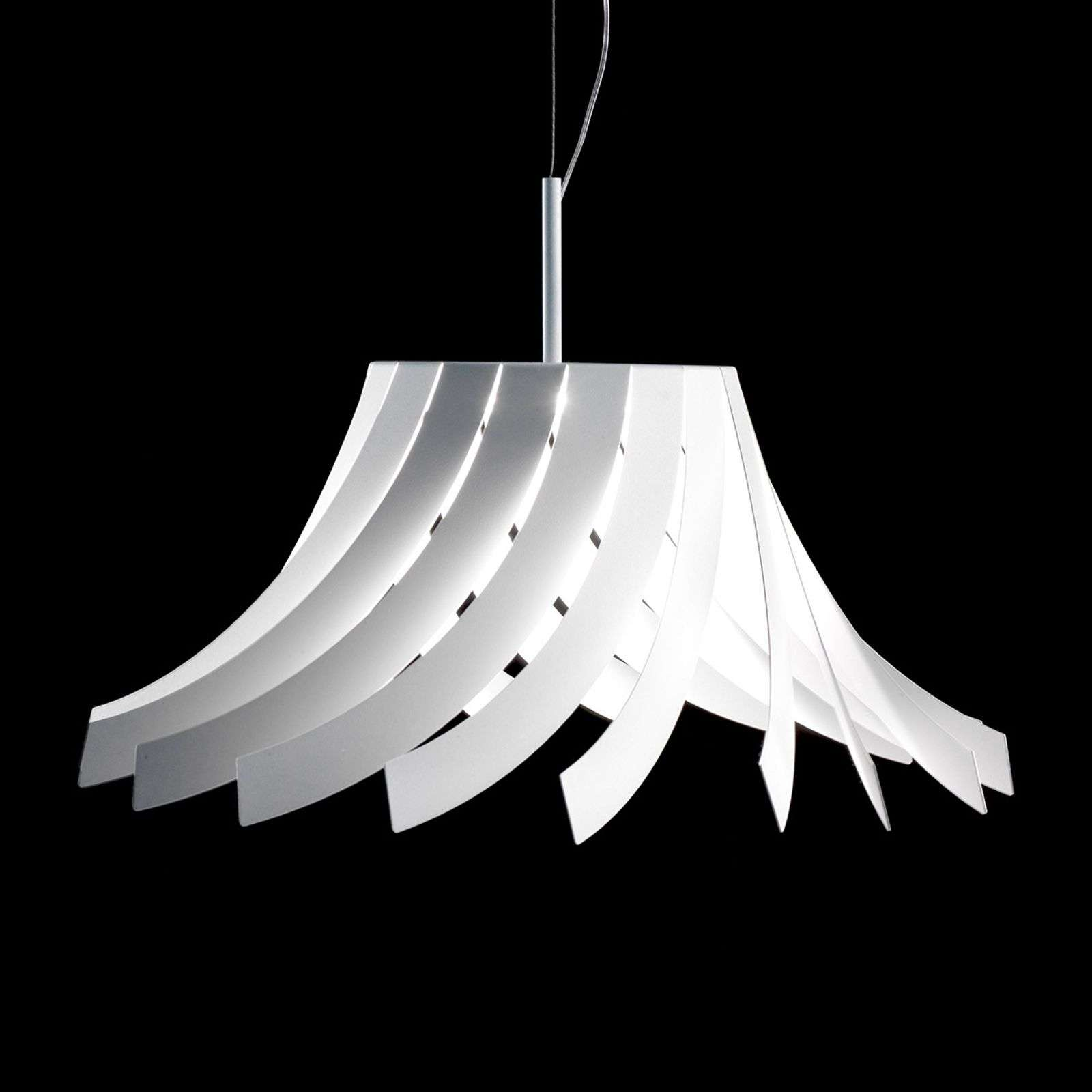Suspension LED de designer Panama, 60 cm