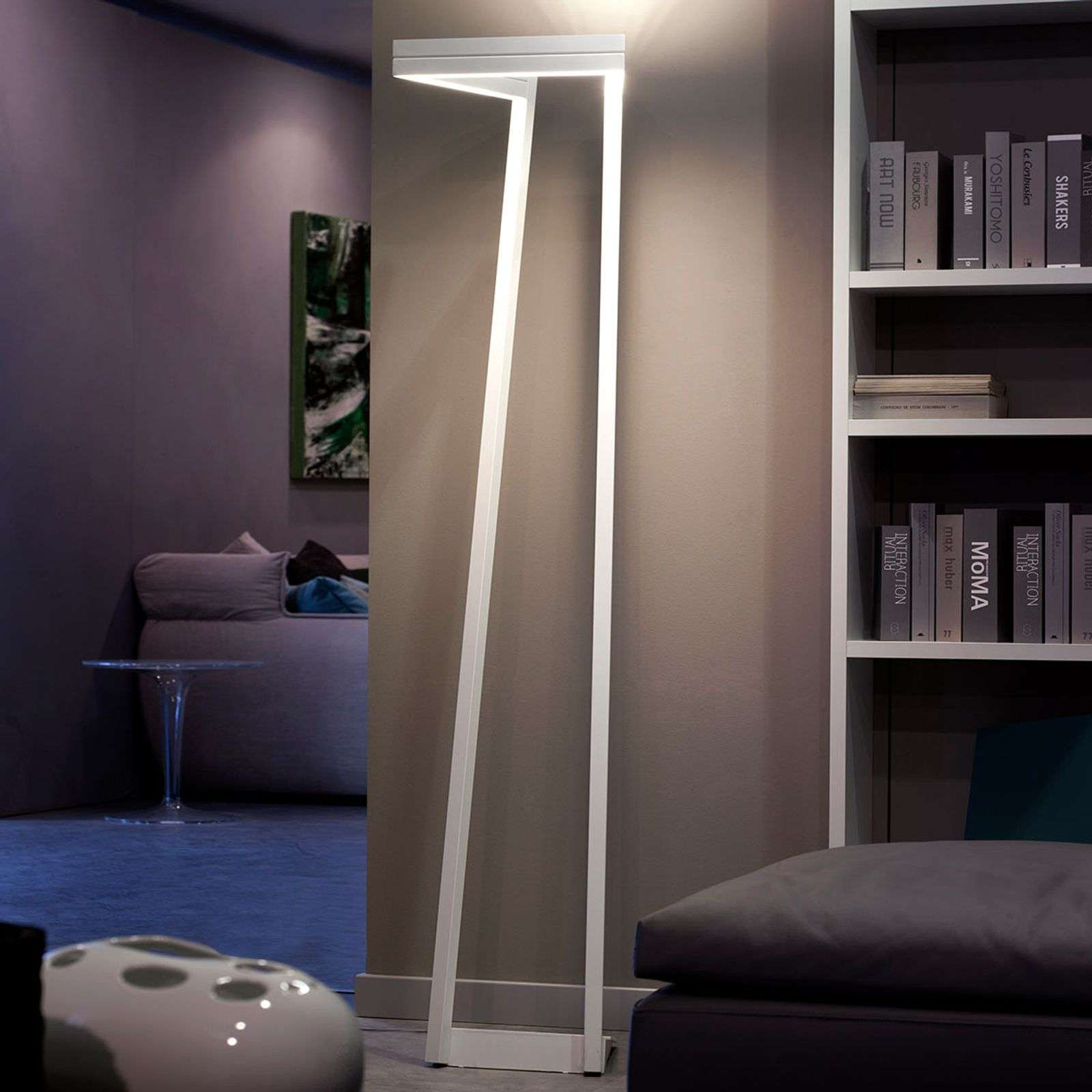 Lampadaire LED dimmable My Way
