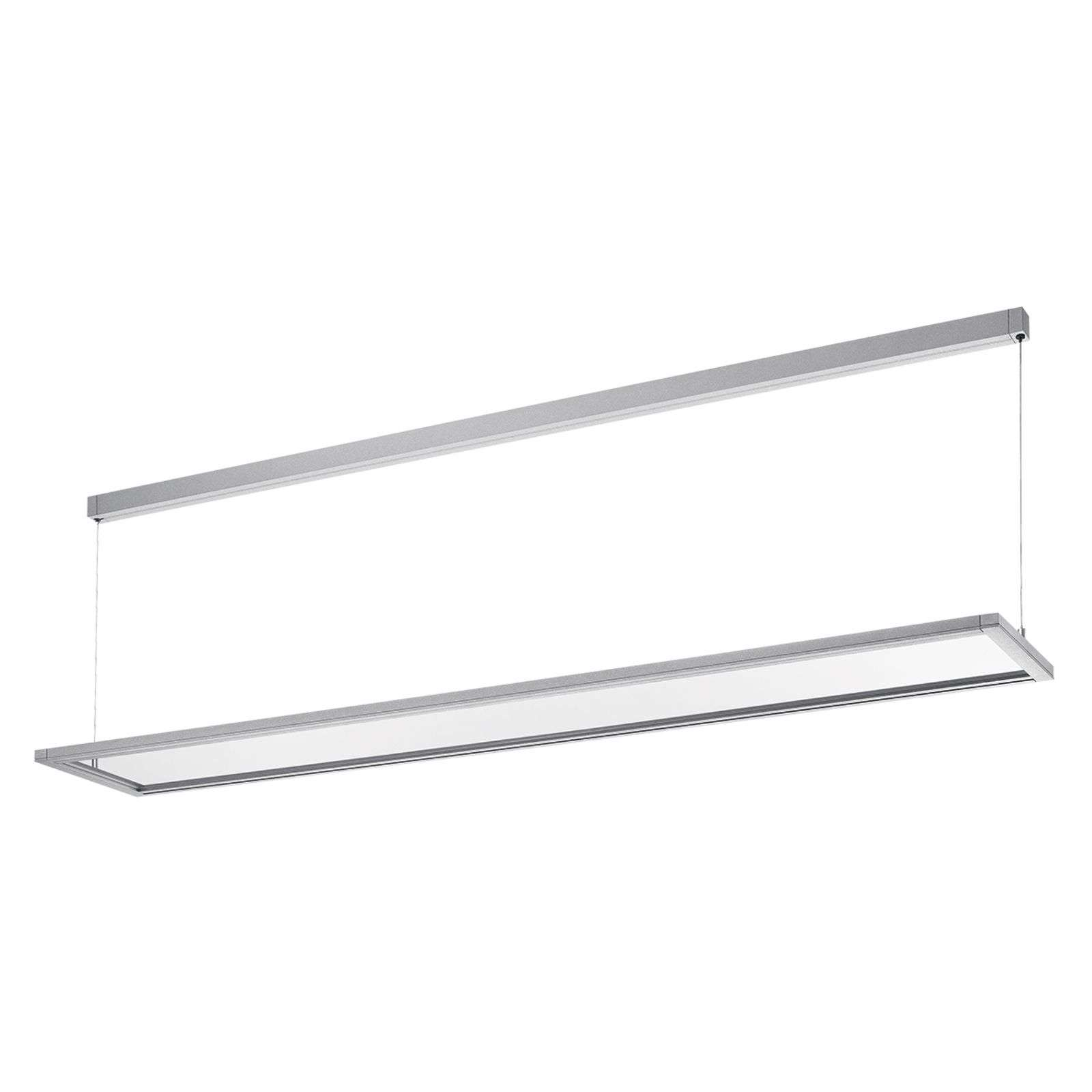 Suspension LED transparente SL719PL carrée