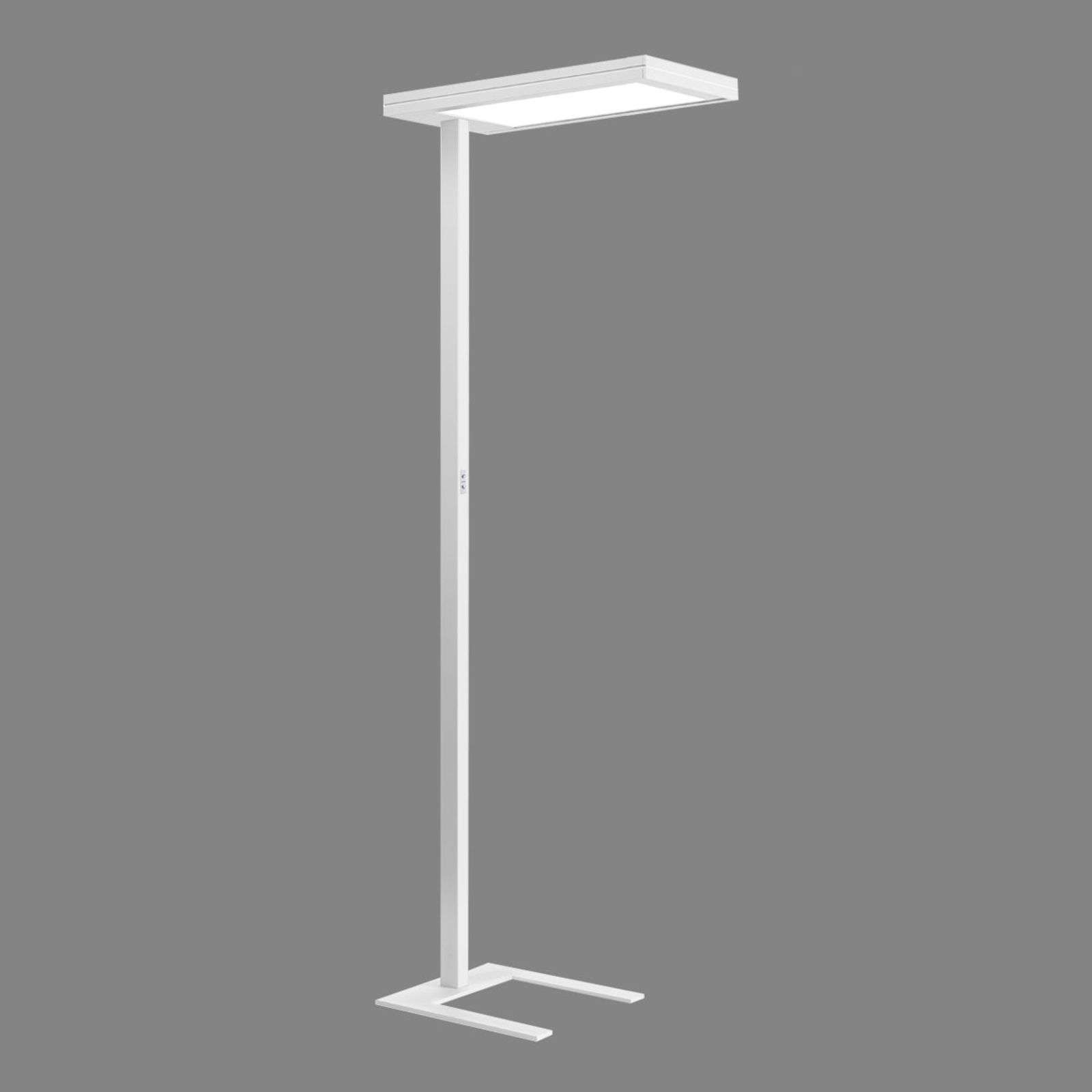 Lampadaire dimmable SL740SL L Eco LED blanc