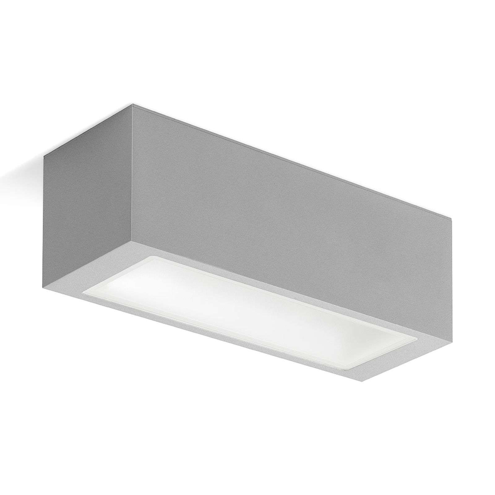 Applique LED 303553 grise 4 000 K
