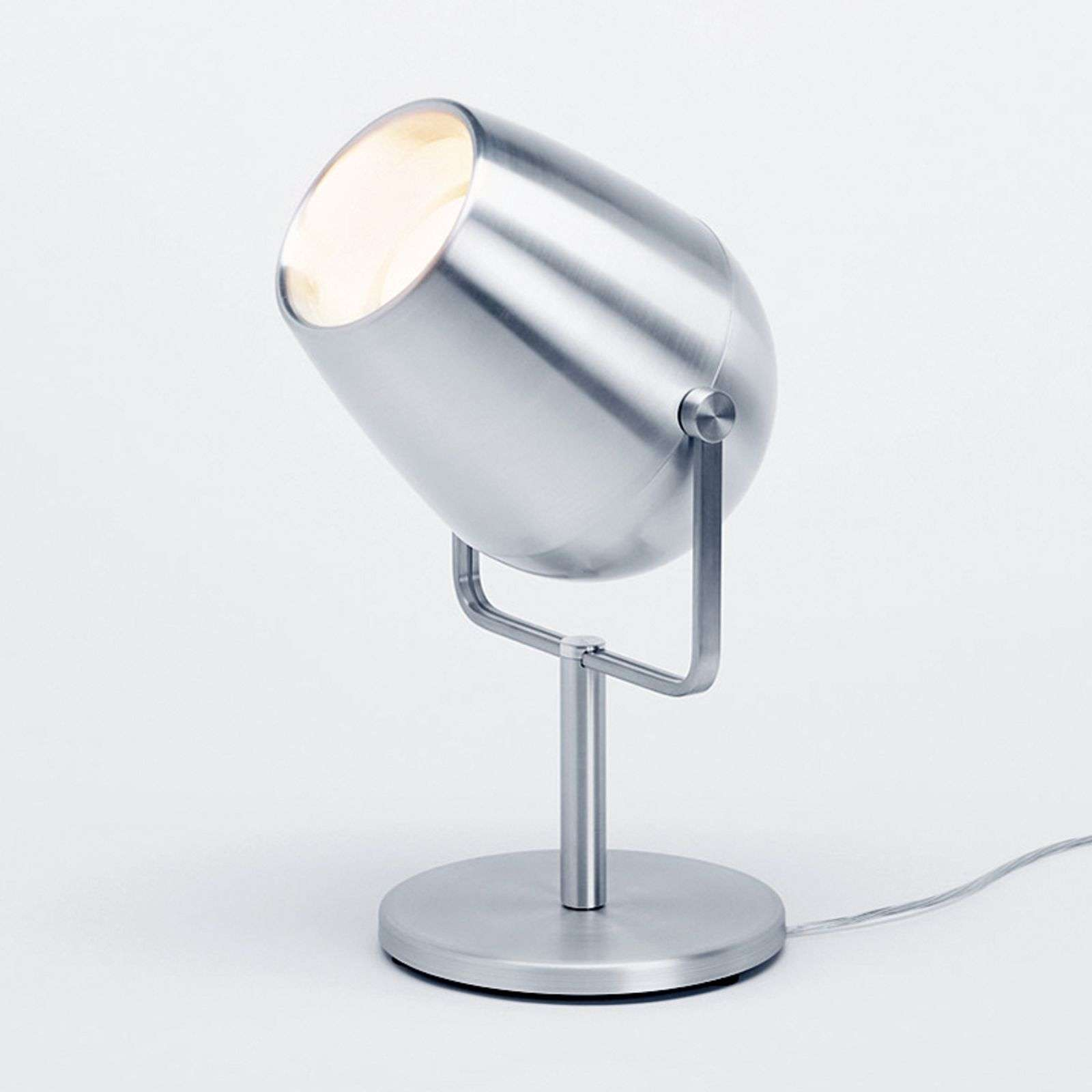 Lampe à poser LED flexible Pan Am avec variateur