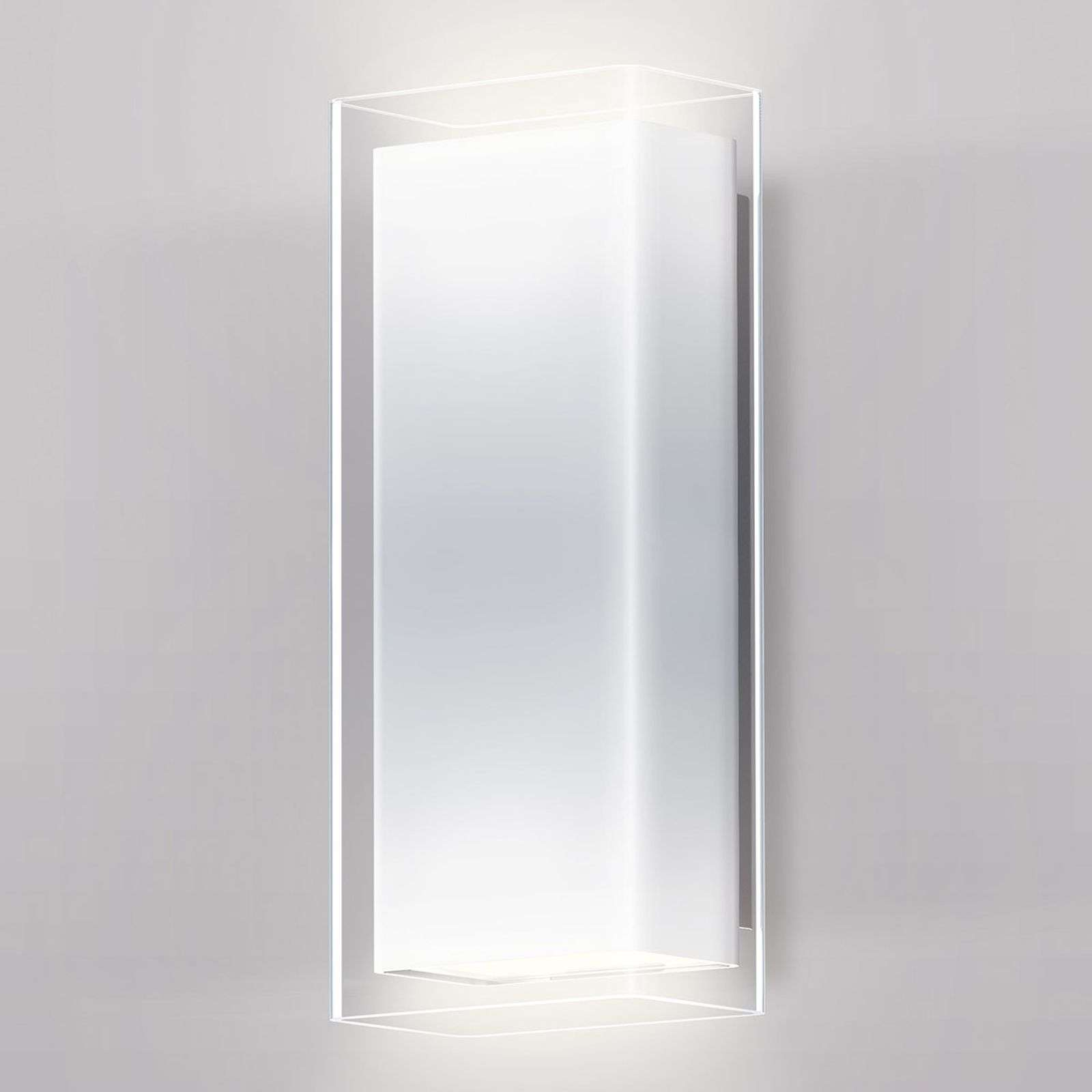 serien.lighting Rod Wall applique LED opale