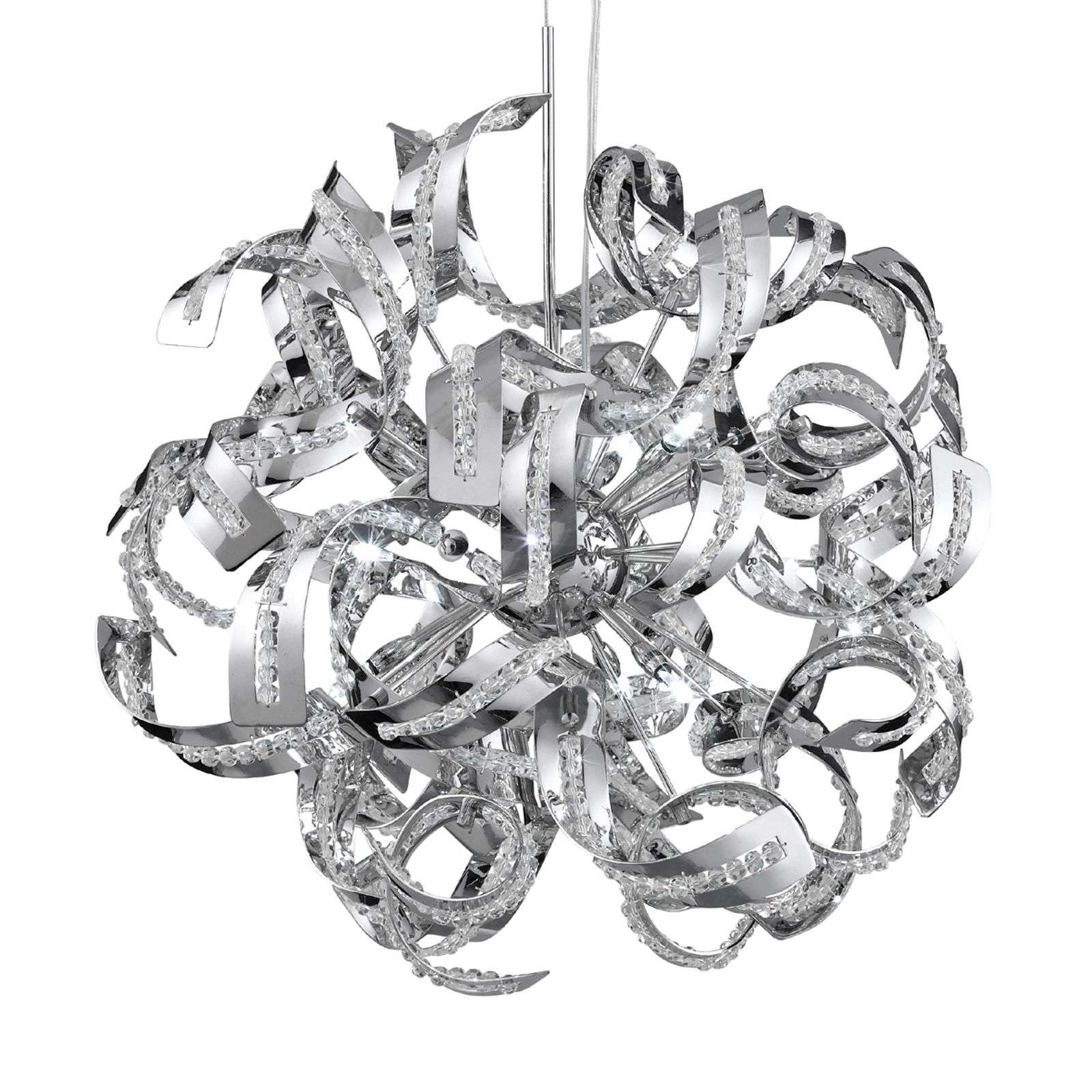 Suspension brillante SPARKLES avec cristaux