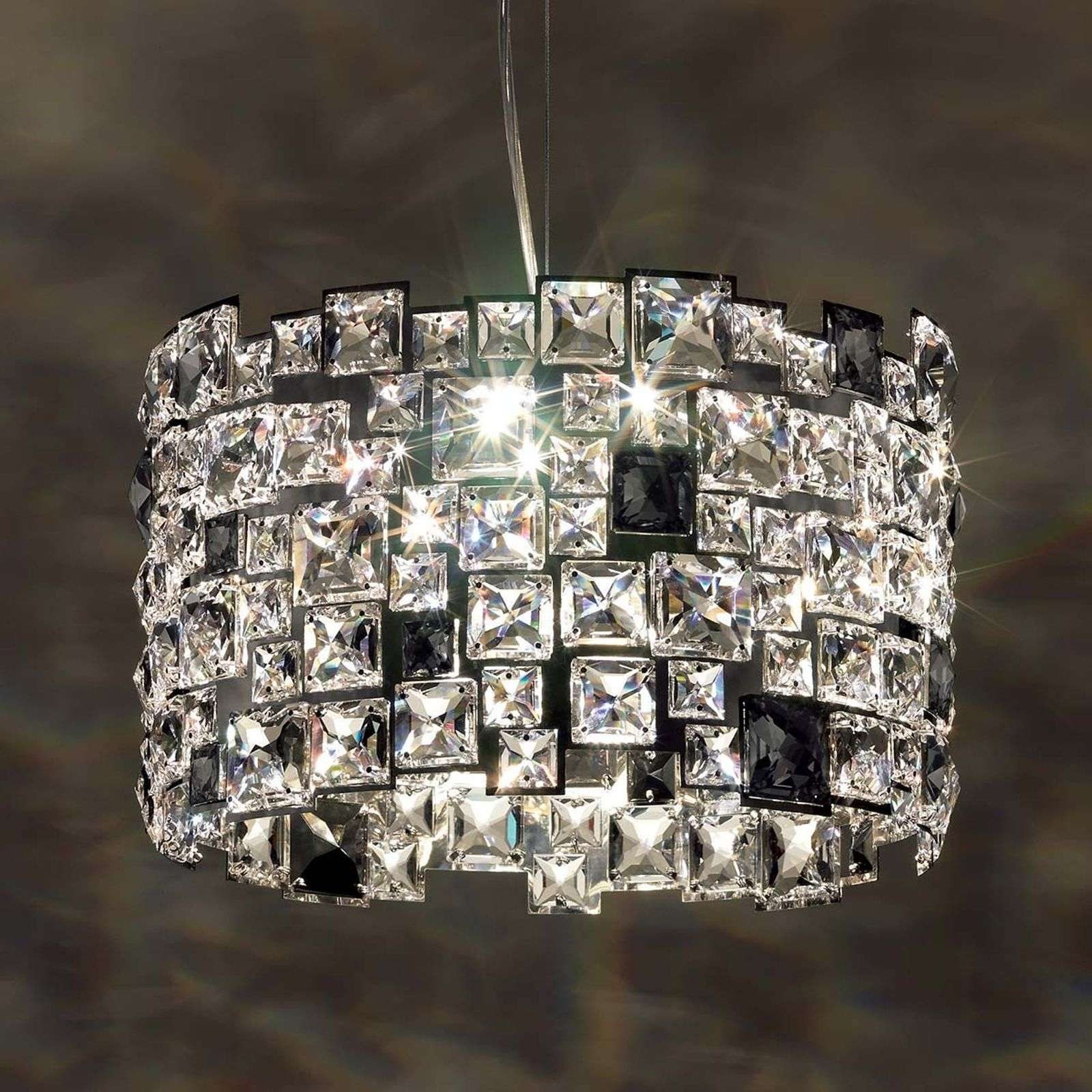 Suspension Mosaix avec cristaux Swarovski