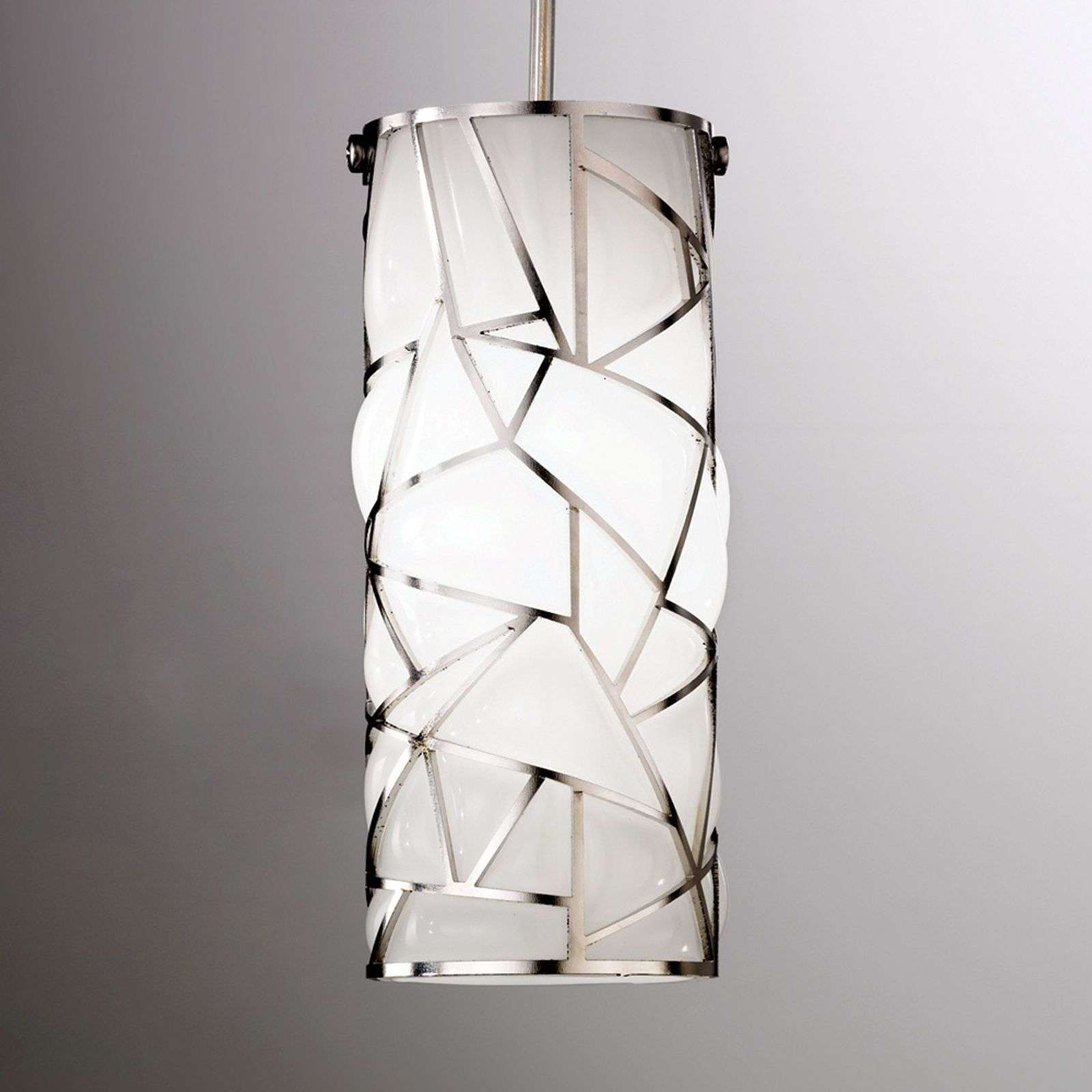 Suspension Orione blanche