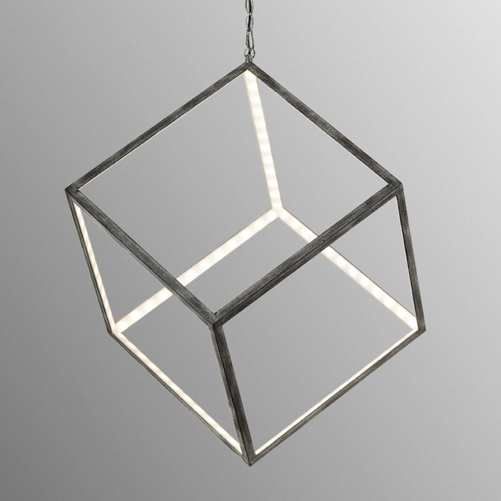 Suspension LED Dice 40 cm