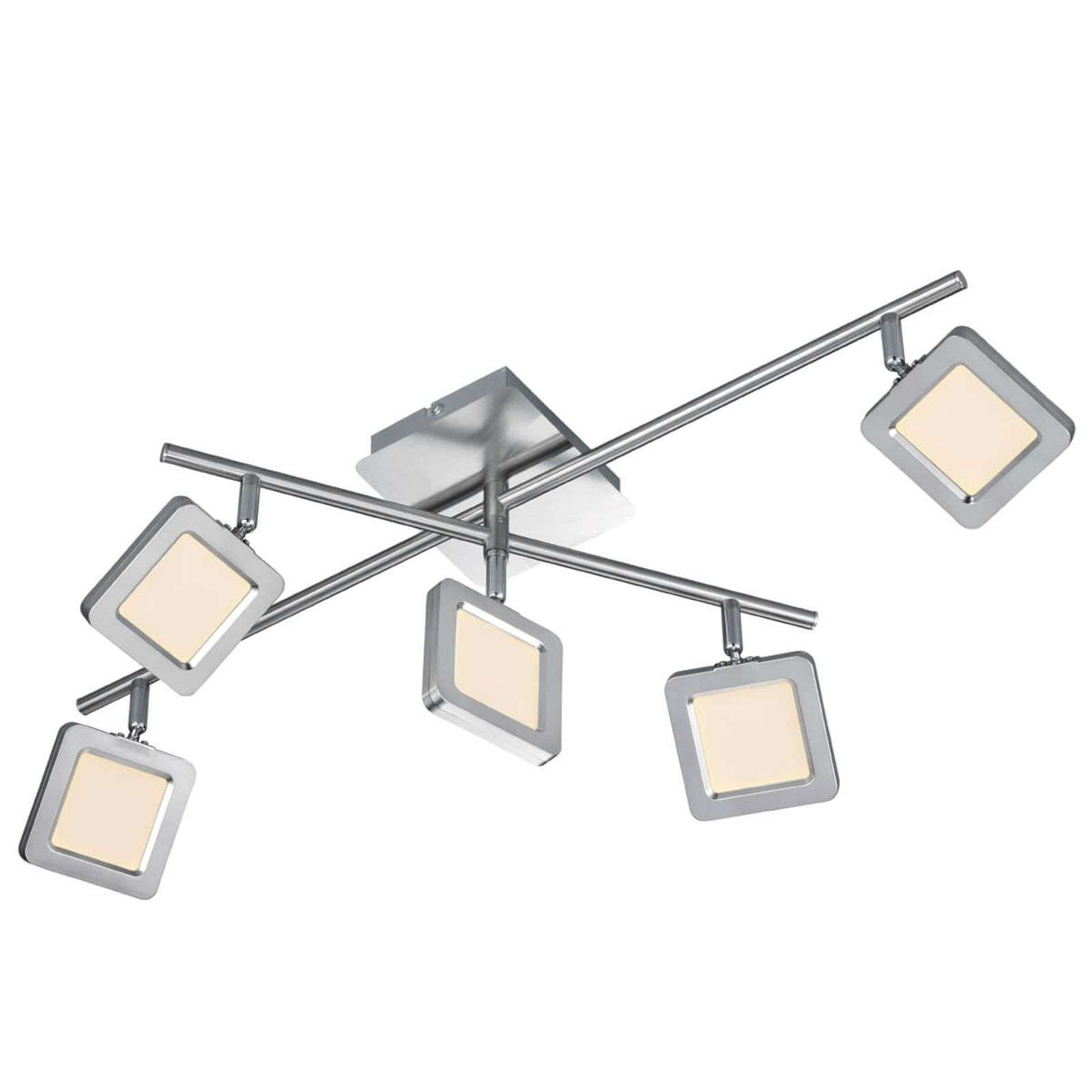 Plafonnier LED moderne Vision, dimmable