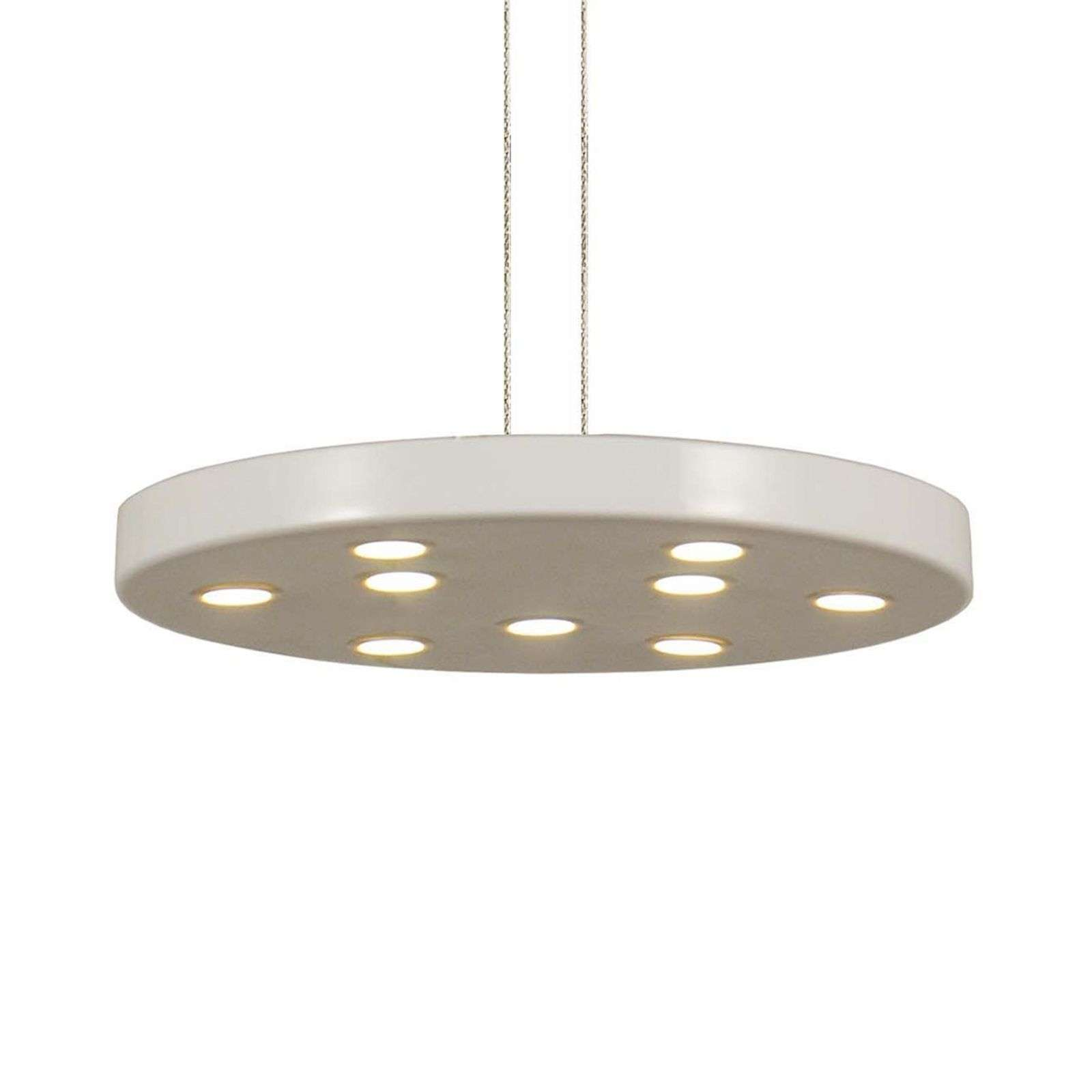 Suspension LED mondaine Plain 18