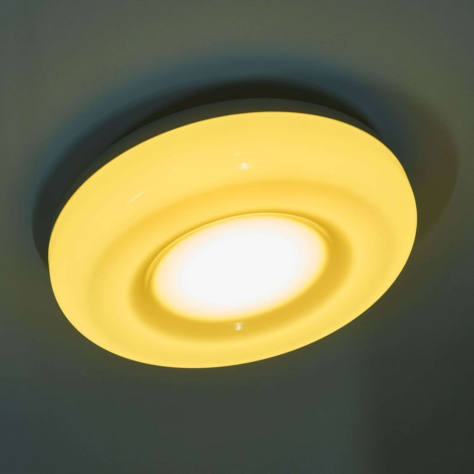Plafonnier LED Daphnis réglable, IP44