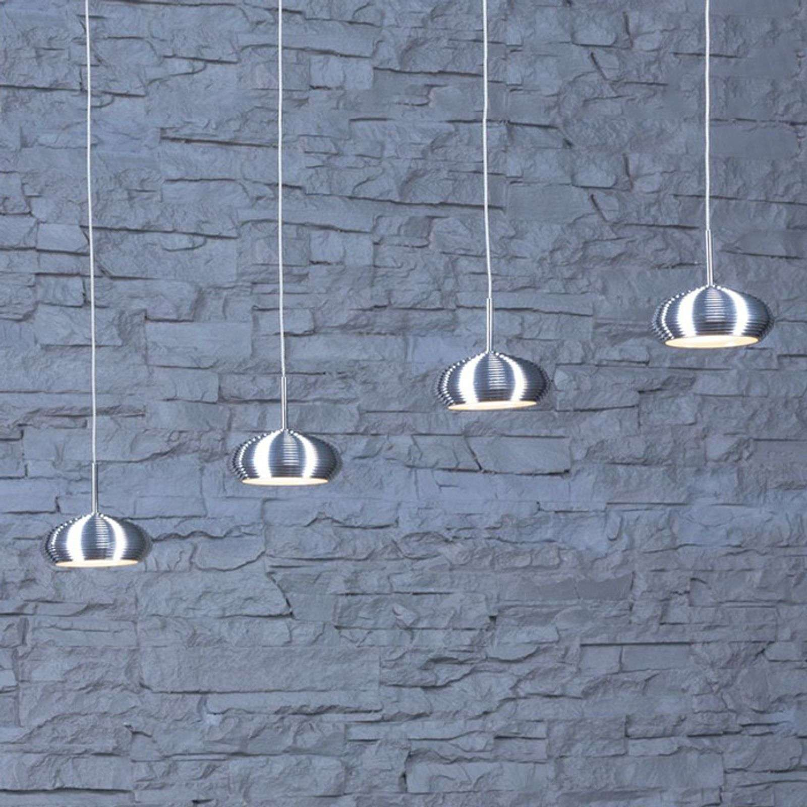 Suspension LED Château, ajustable