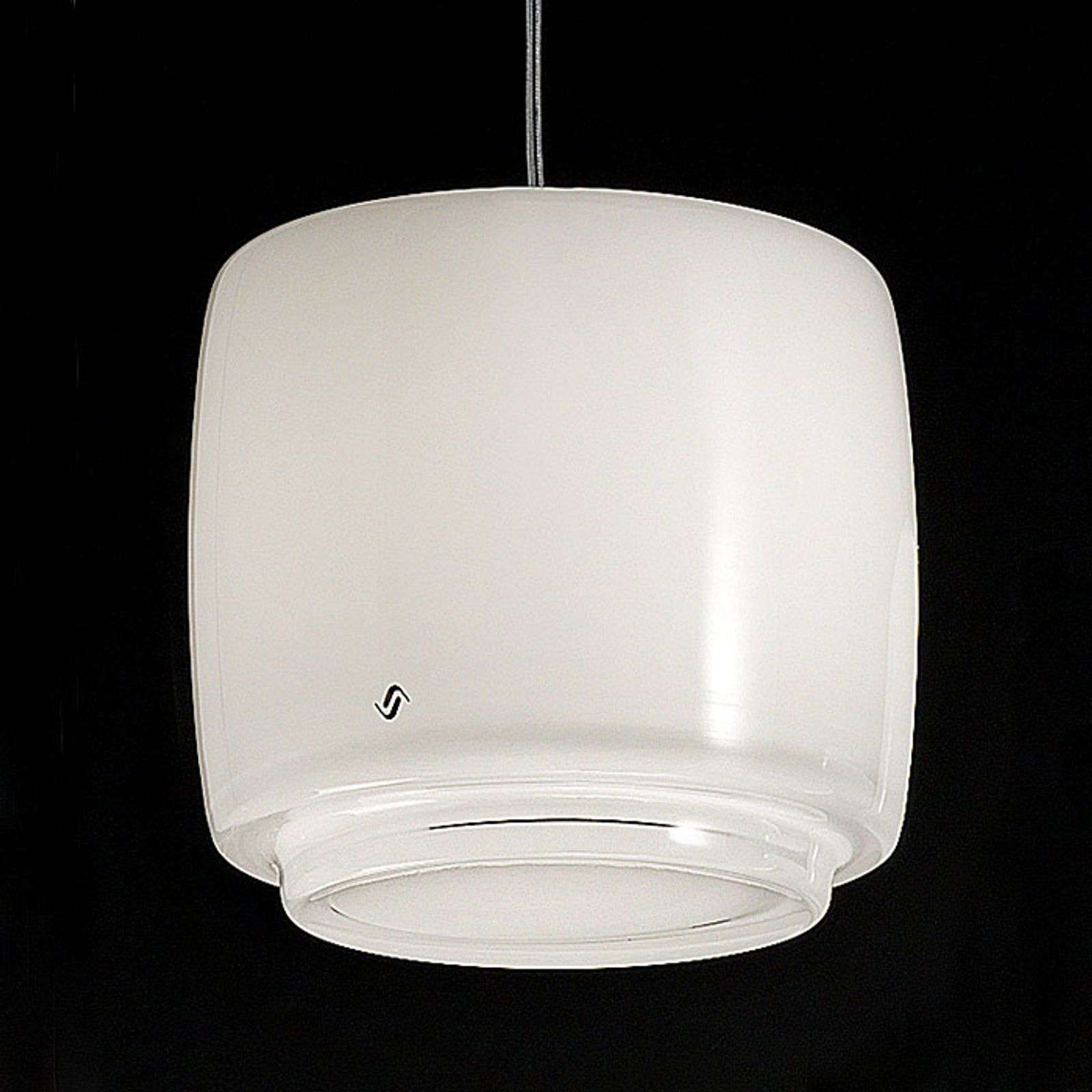 Suspension en verre Bot, Ø 16 cm