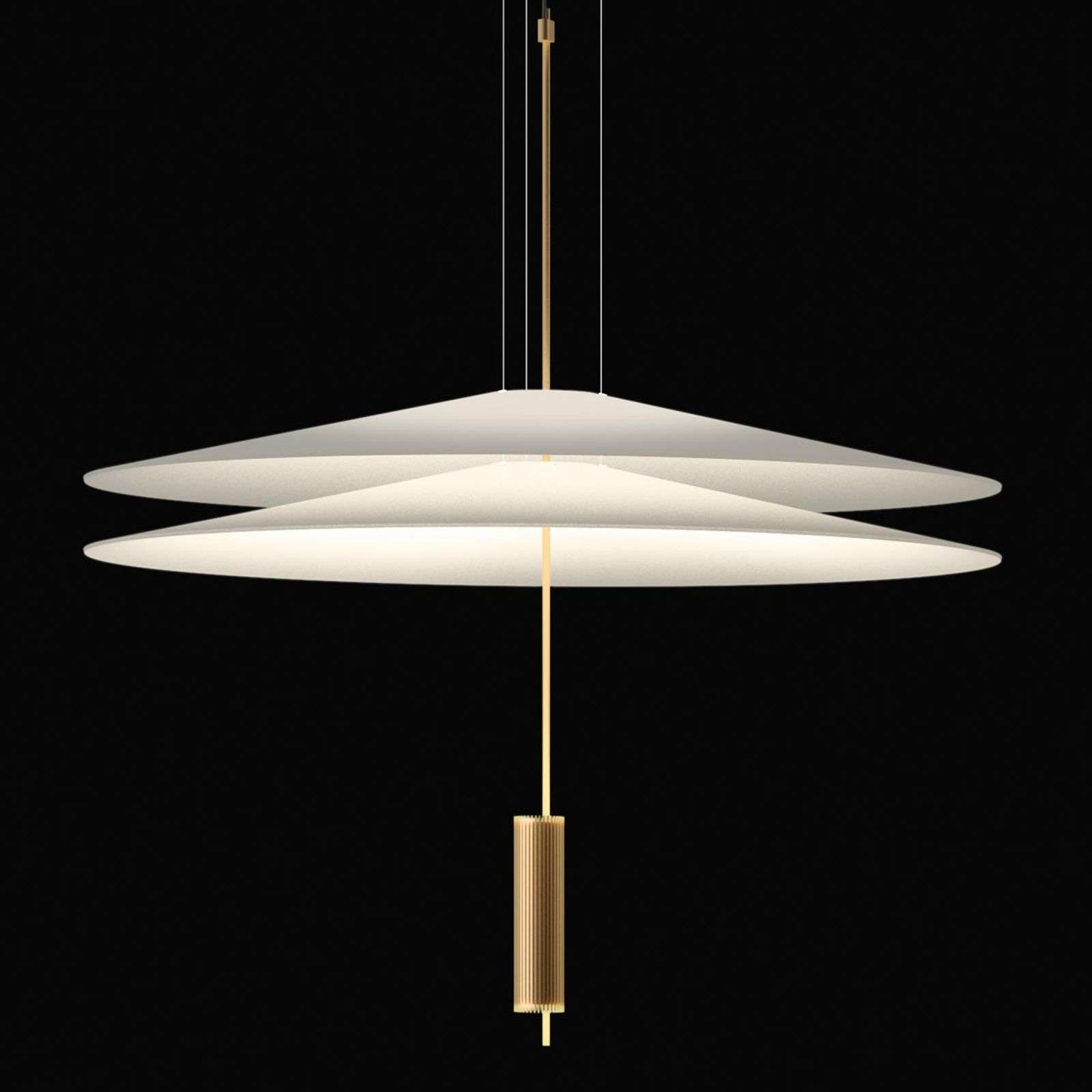 Belle suspension LED Flamingo