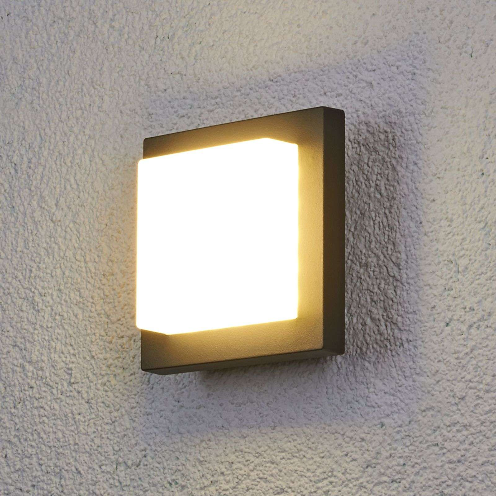 Applique d'extérieur LED Celeste au design simple