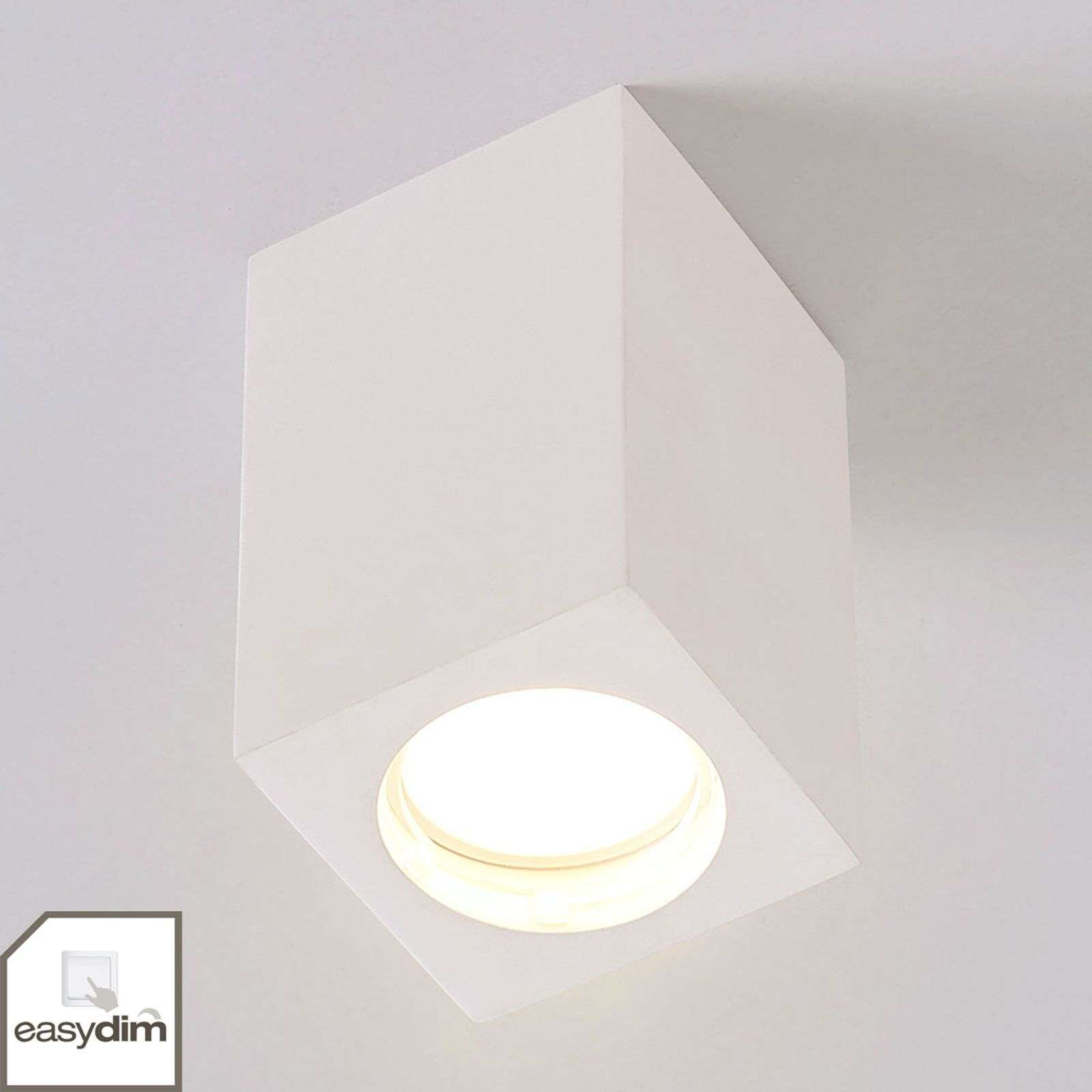 Downlight LED blanc Fritzi, Easydim