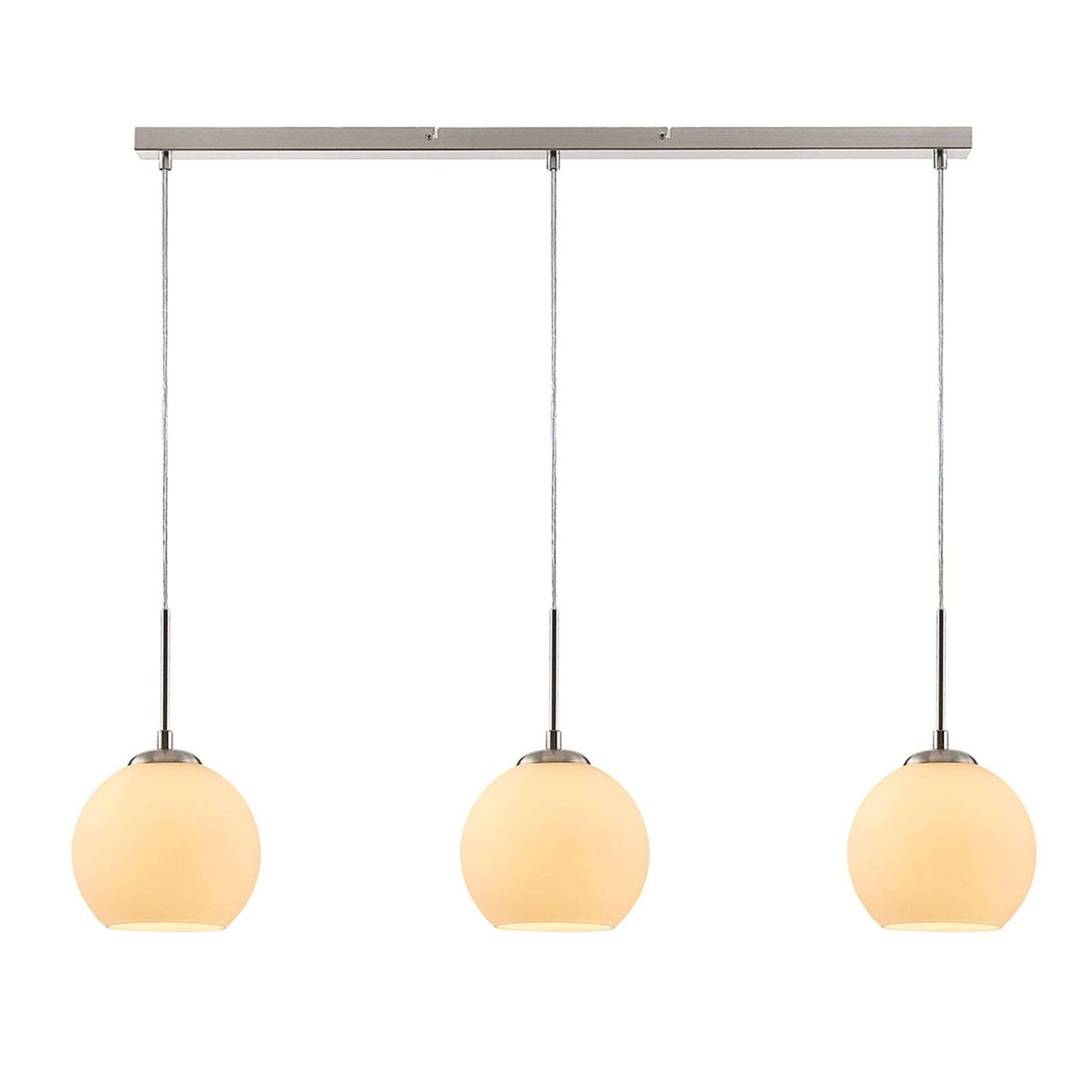 Lindby Smart suspension LED Morrigan, avec appli