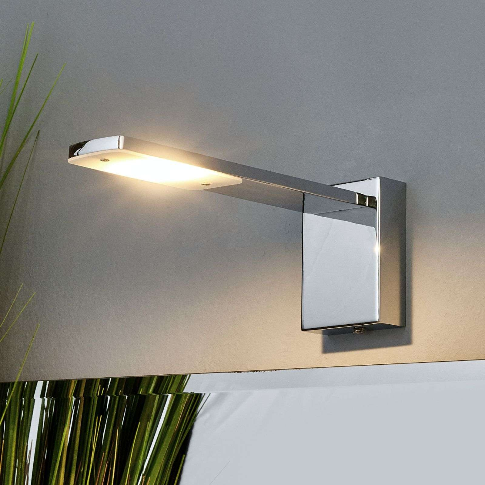 Applique pour miroir LED Tizian exclusive