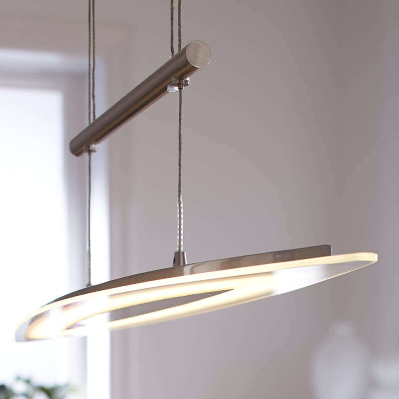 Suspension LED Avignon, 80 cm