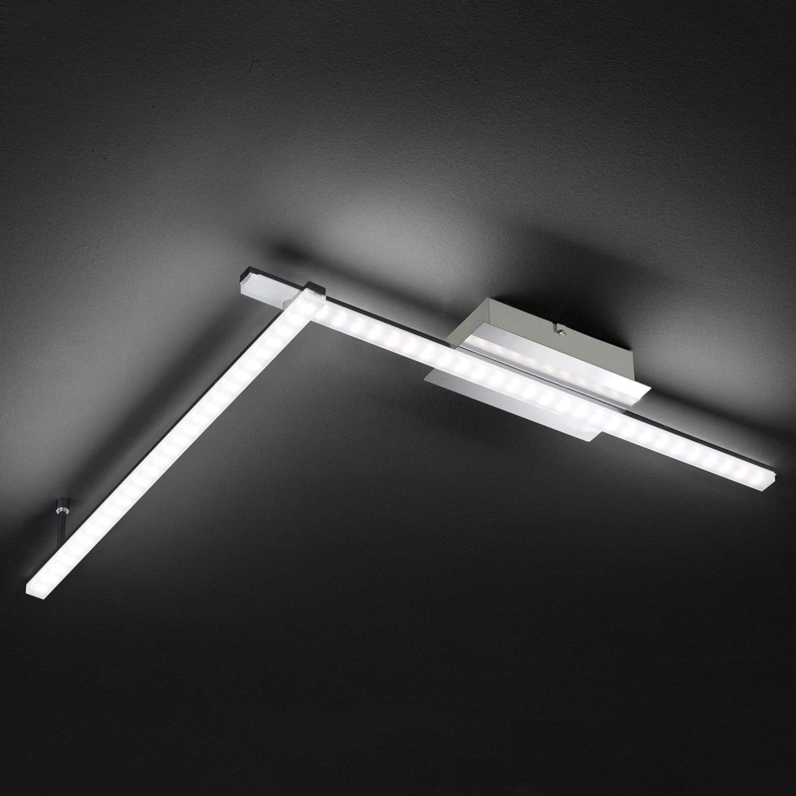 Plafonnier LED moderne Clay