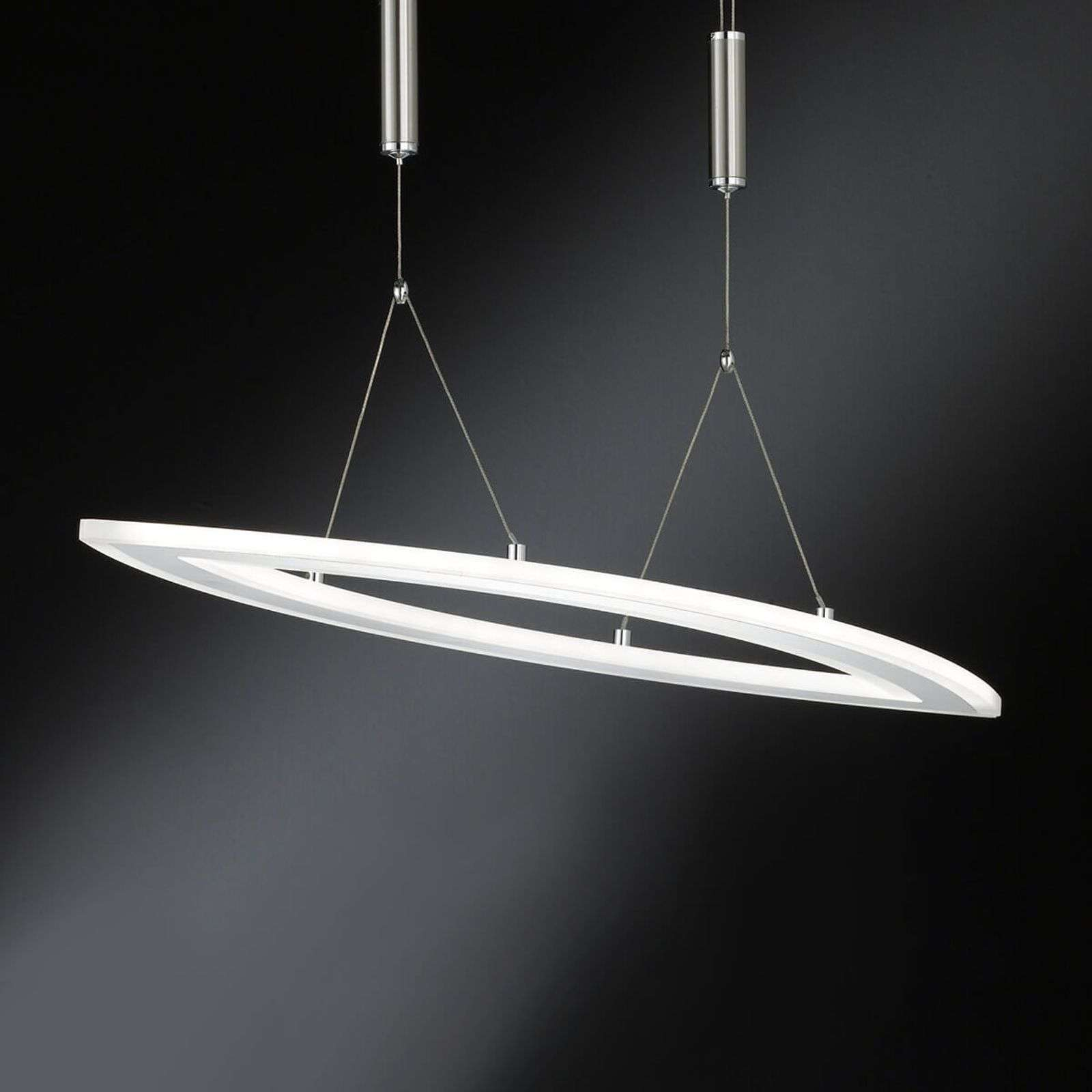 Suspension LED dimmable et réglable Nevil
