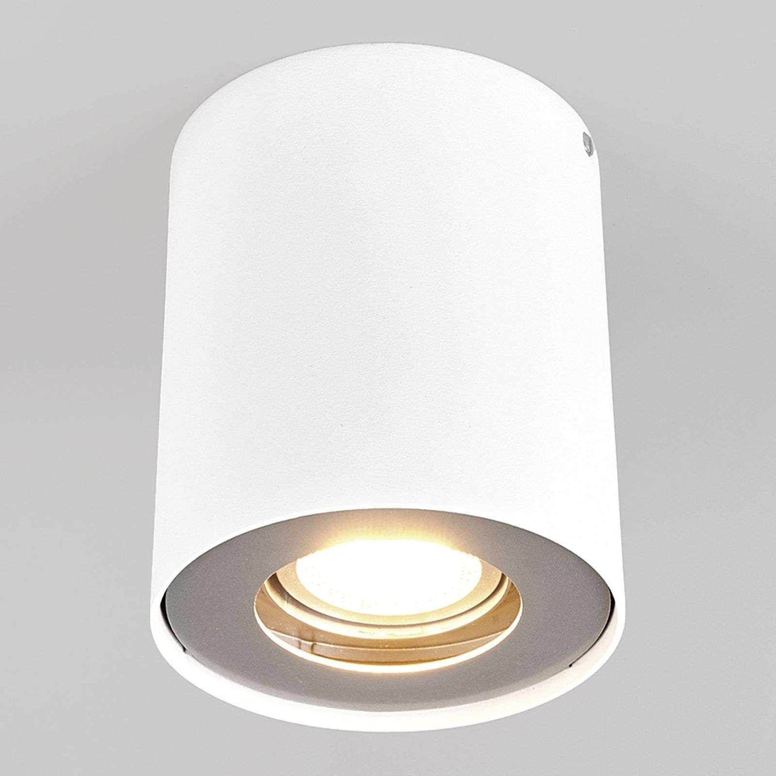 Downlight LED GU10 Giliano, blanc