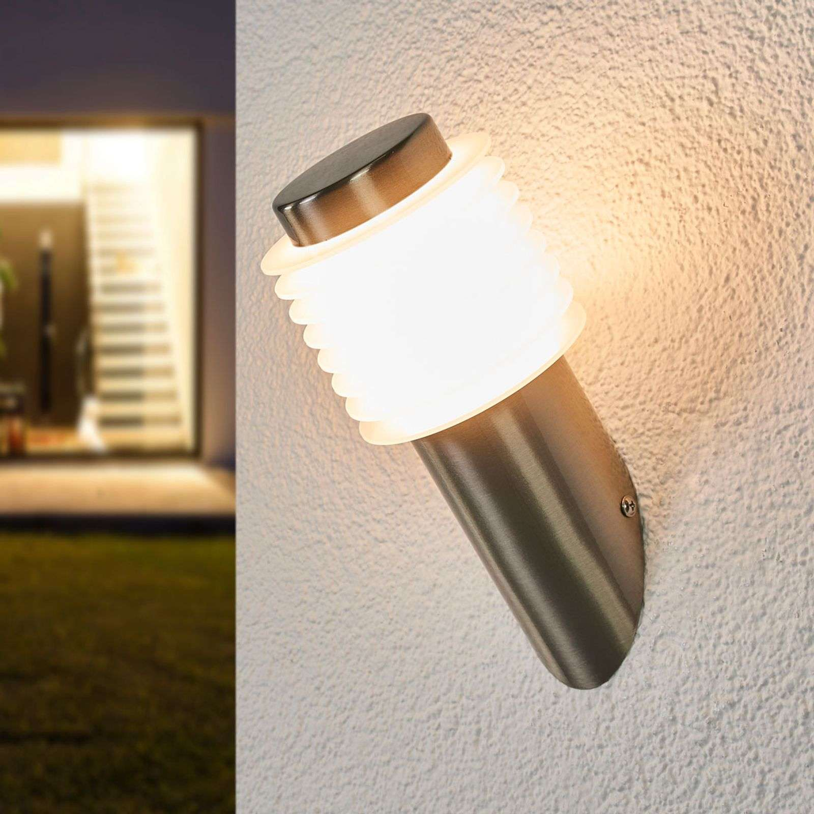 Applique murale LED oblique Roxy