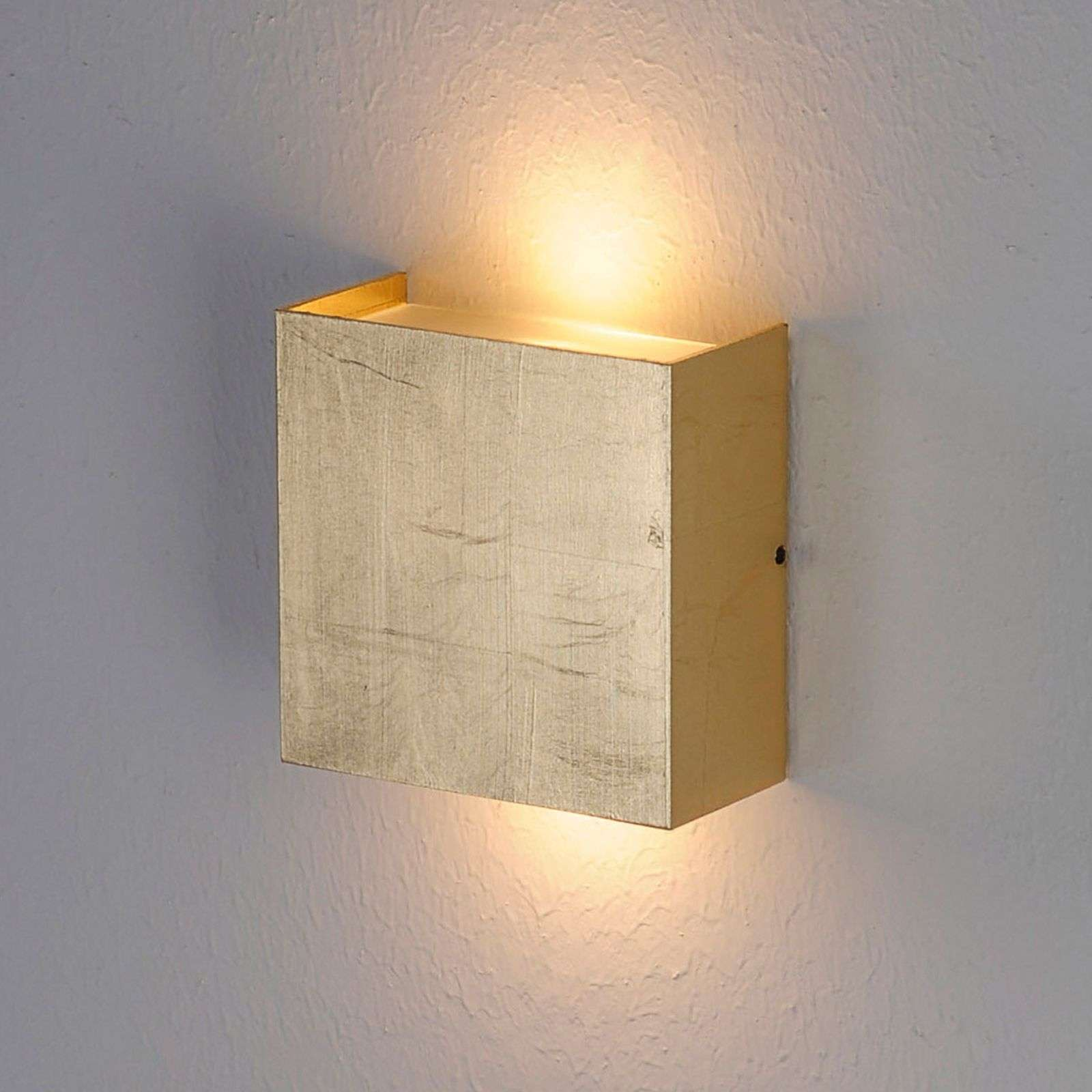 Applique LED Mira carrée
